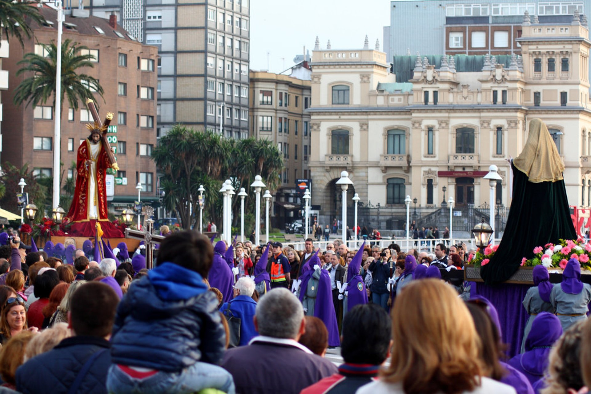 Best time for Semana Santa and Easter in Spain