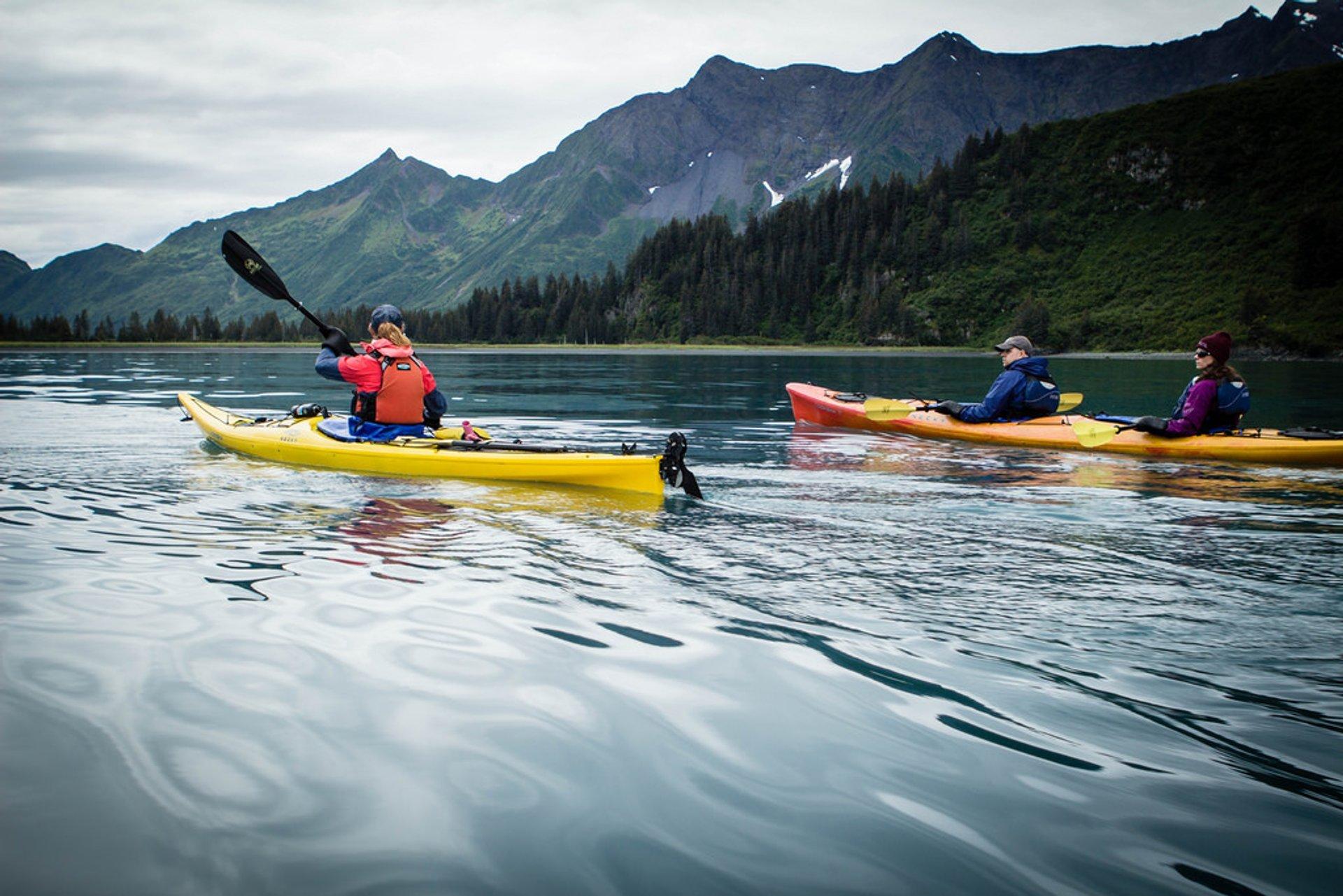 Aialik Bay, Kenai Fjords National Park, Seward, Alaska