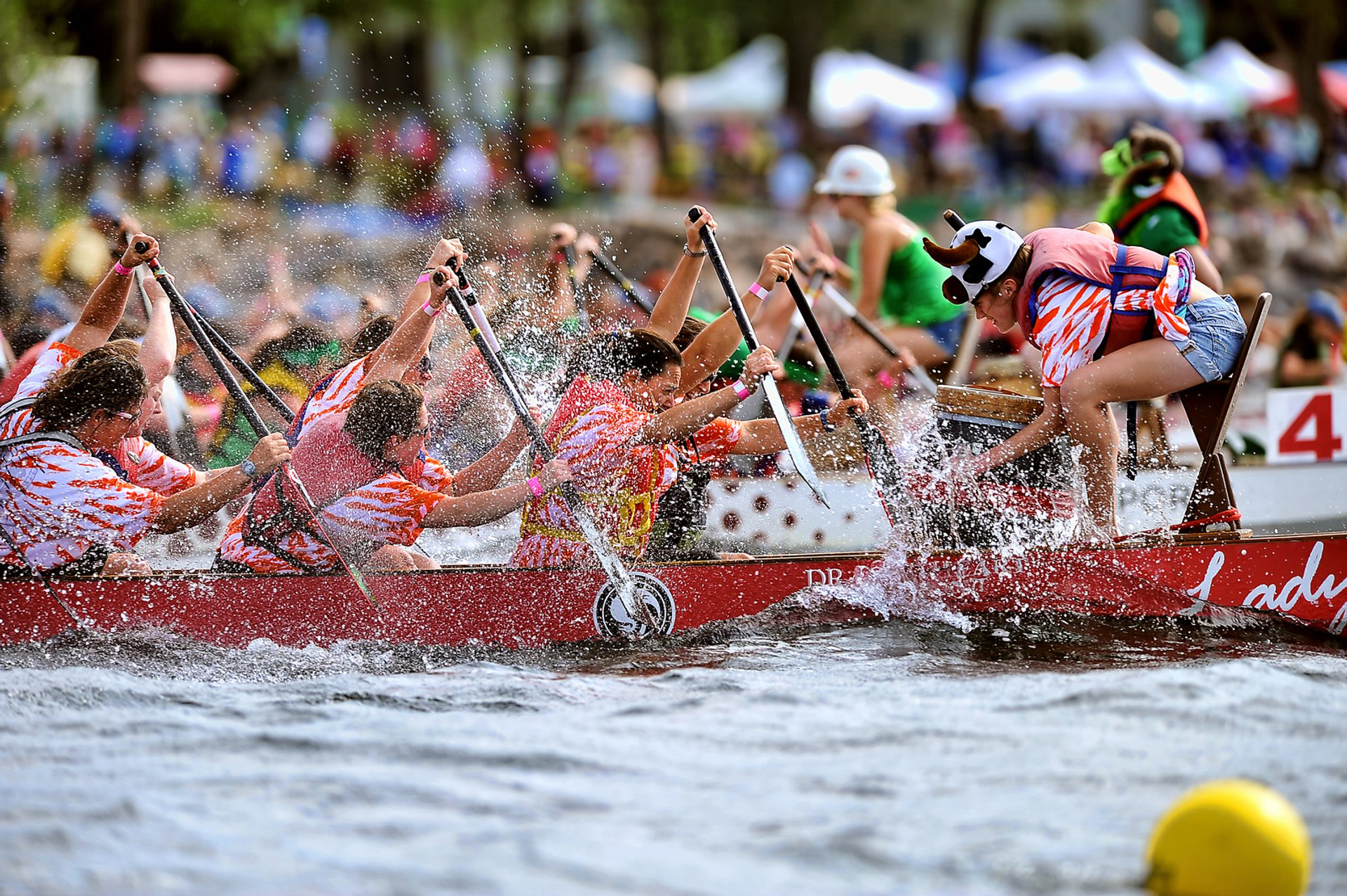Dragon Boat Festival in Shanghai 2019 - Best Time