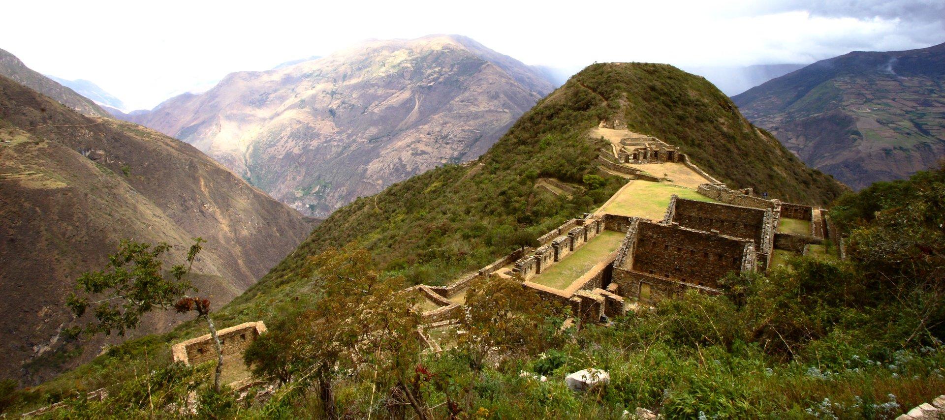 Choquequirao in Peru 2020 - Best Time