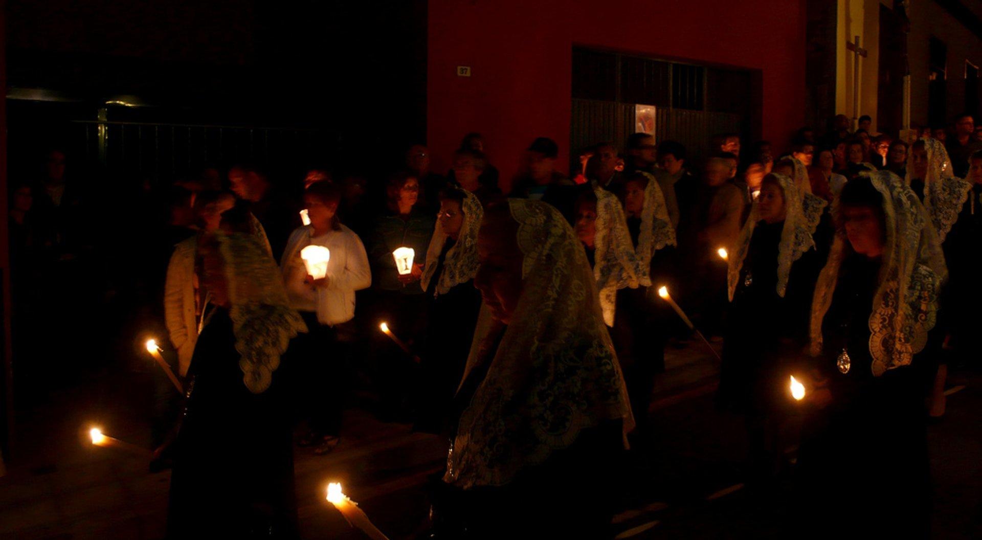 Semana Santa or Easter Holy Week in Canary Islands - Best Season 2020