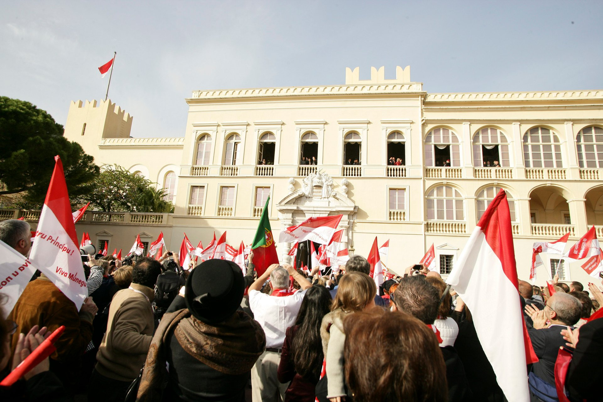 National Day of Monaco in Monaco - Best Season