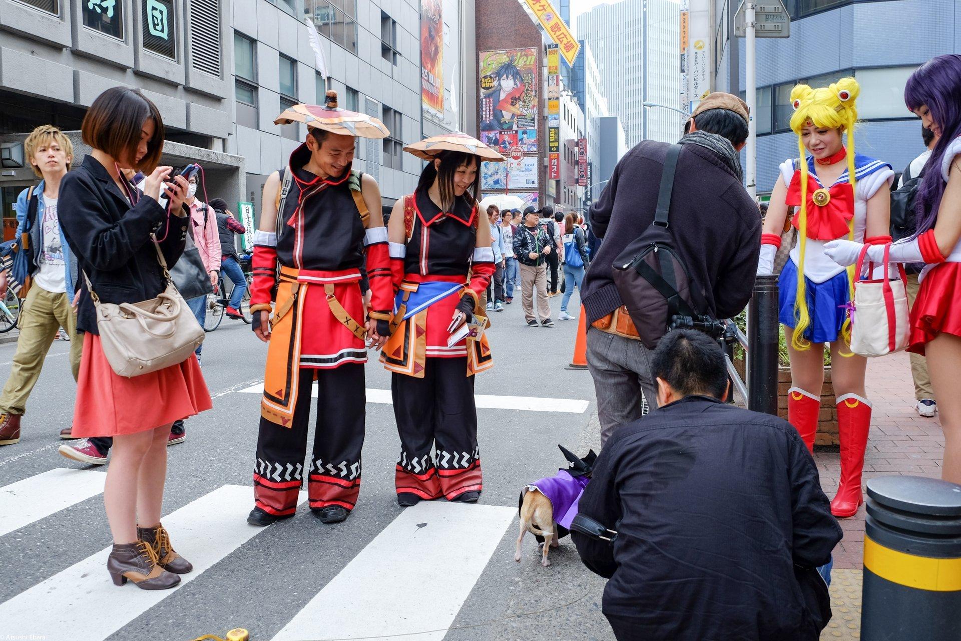 Ikebukuro Halloween Cosplay Festival 2020