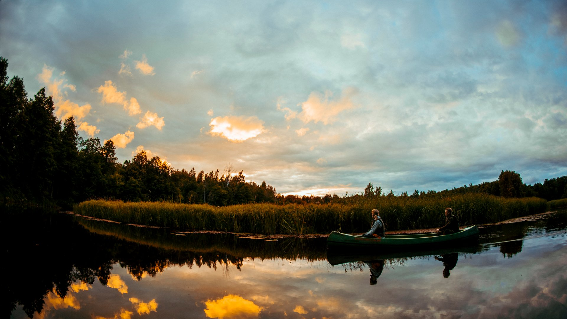 Best time for Kayaking and Canoeing in Estonia 2020