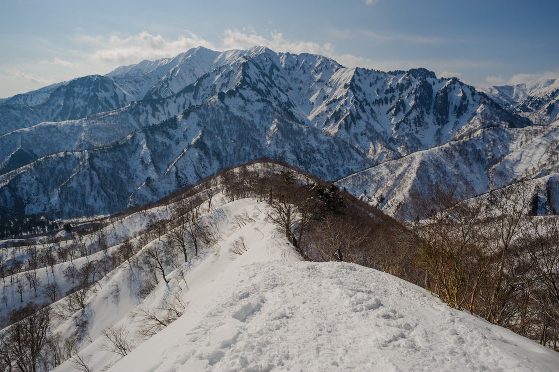 Snow Season  in Japan - Best Season 2020