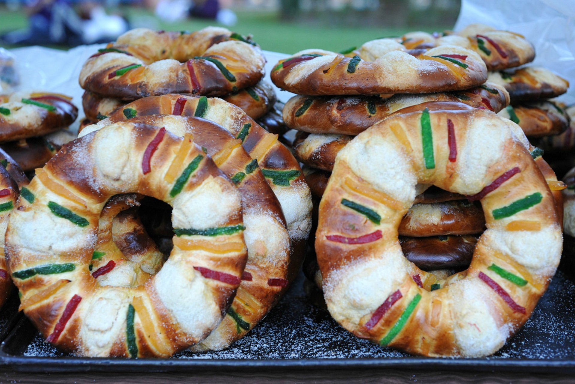 Rosca de Reyes in Mexico - Best Time