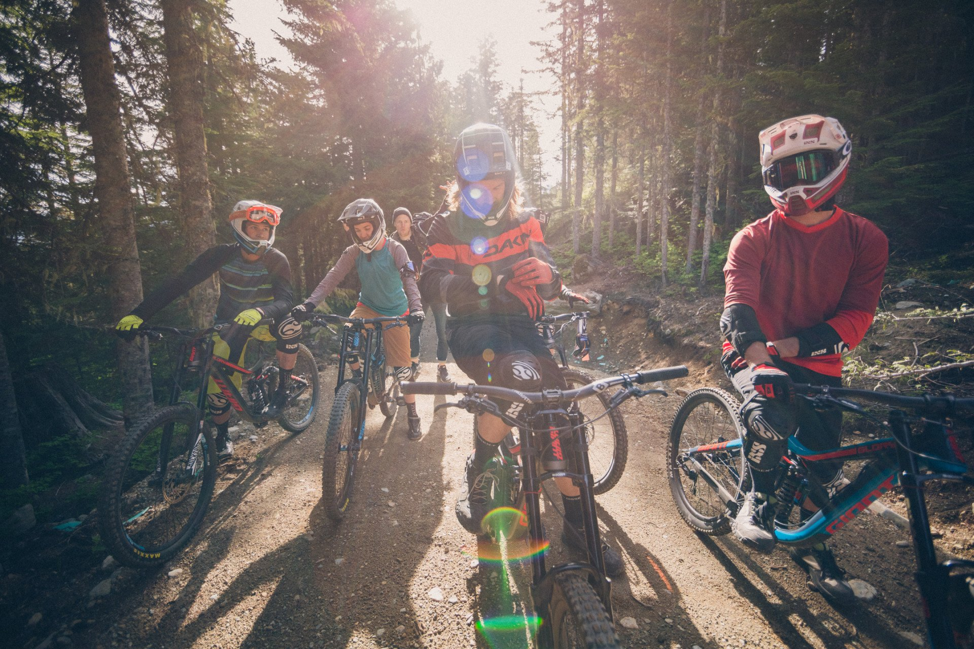 Cycling & Mountain Biking in Vancouver - Best Season 2020