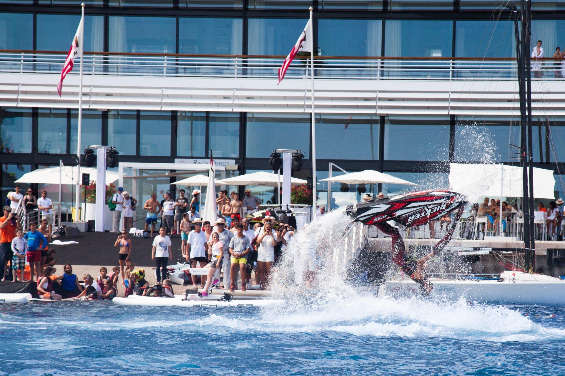 Best time for Fête de la Mer (Festival of the Sea) in Monaco
