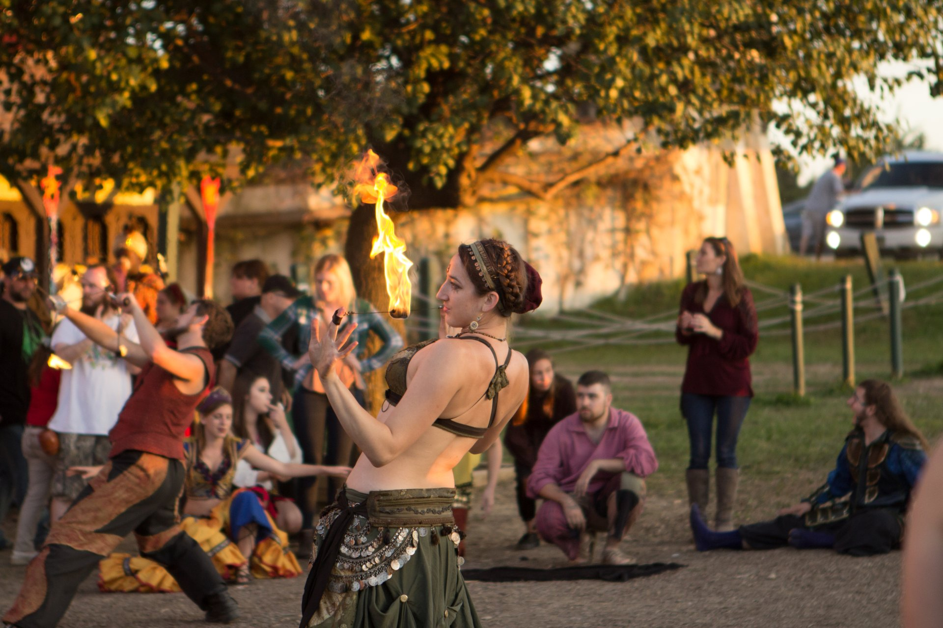 Best time for Kansas City Renaissance Festival in Kansas 2020