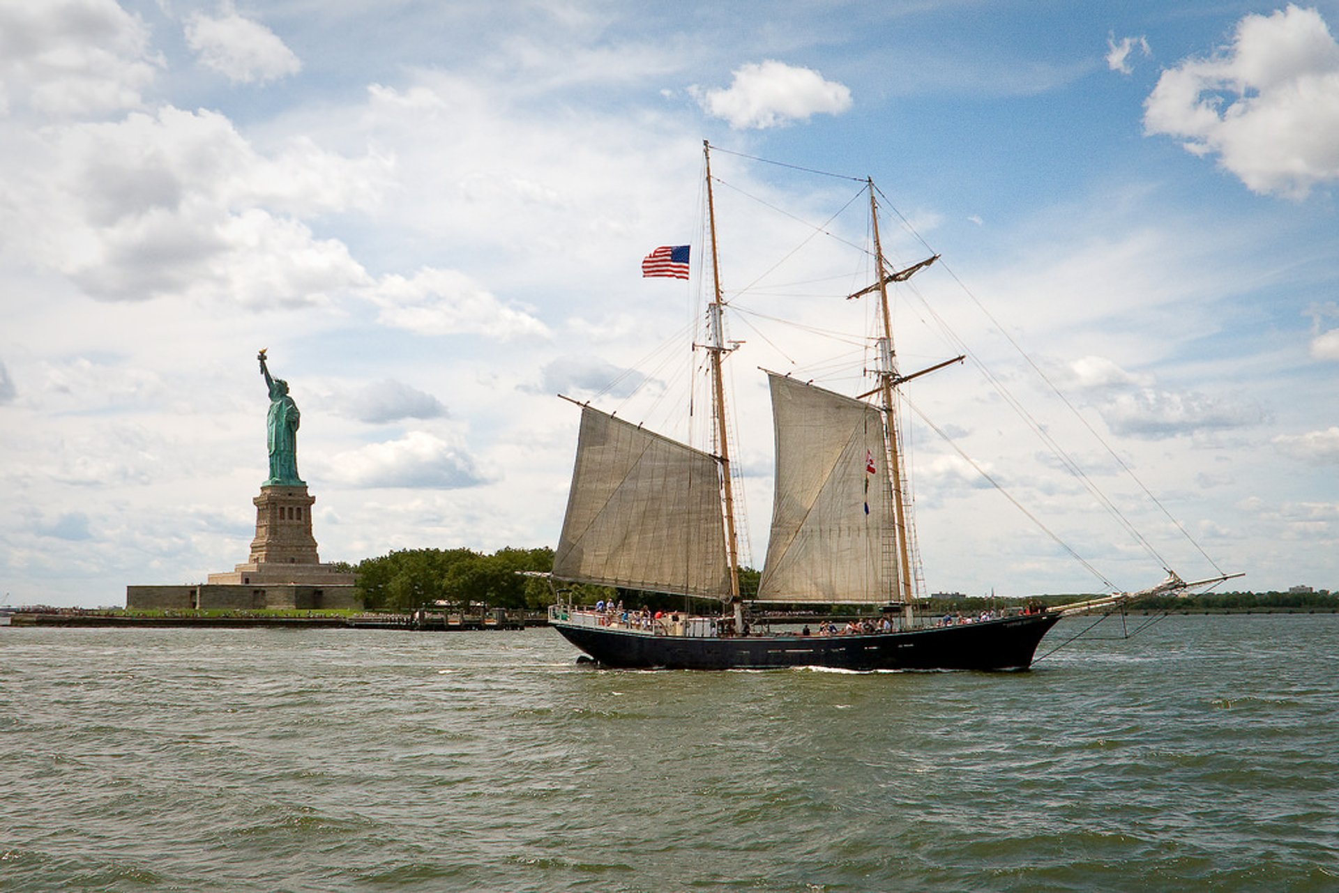 Sailing in New York 2019 - Best Time