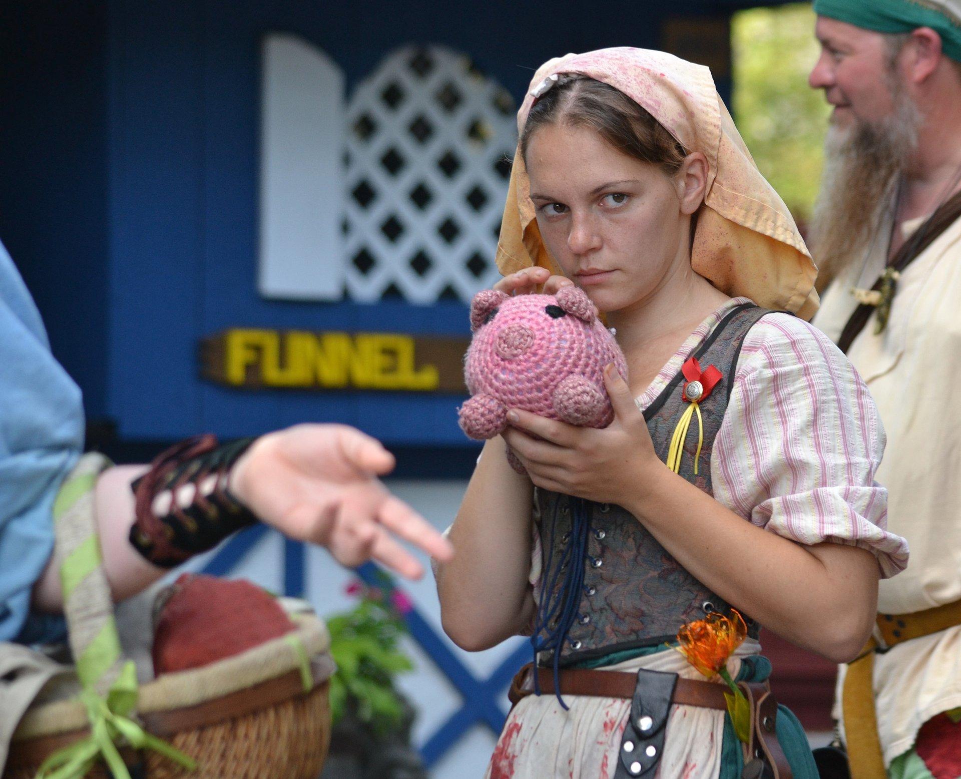 Best time for Pennsylvania Renaissance Faire in Pennsylvania 2020