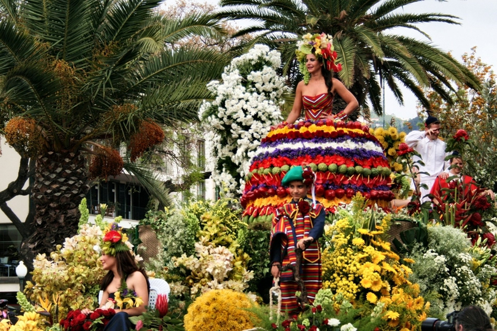 Madeira Flower Festival in Madeira 2019 - Best Time