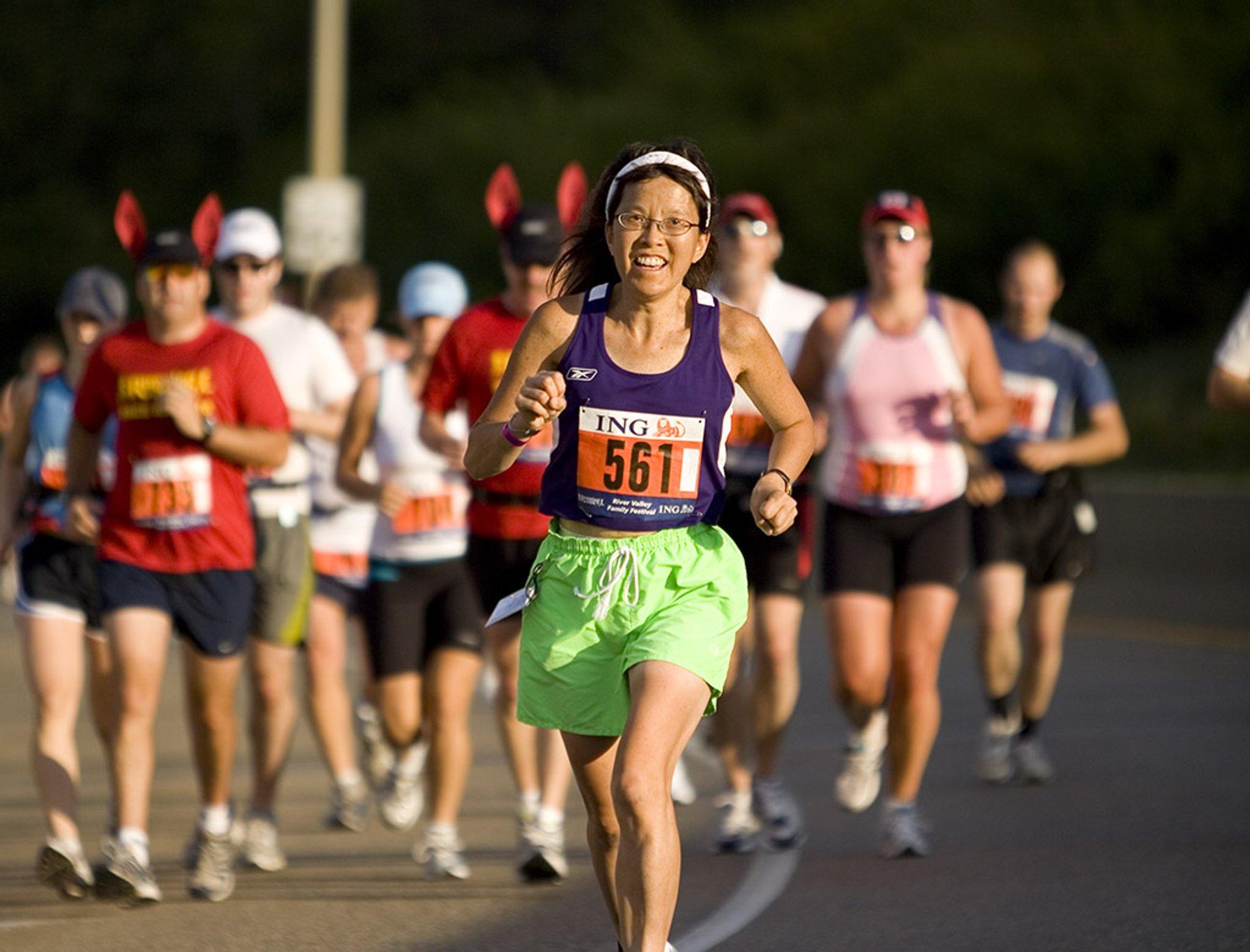 Edmonton Marathon in Edmonton 2020 - Best Time