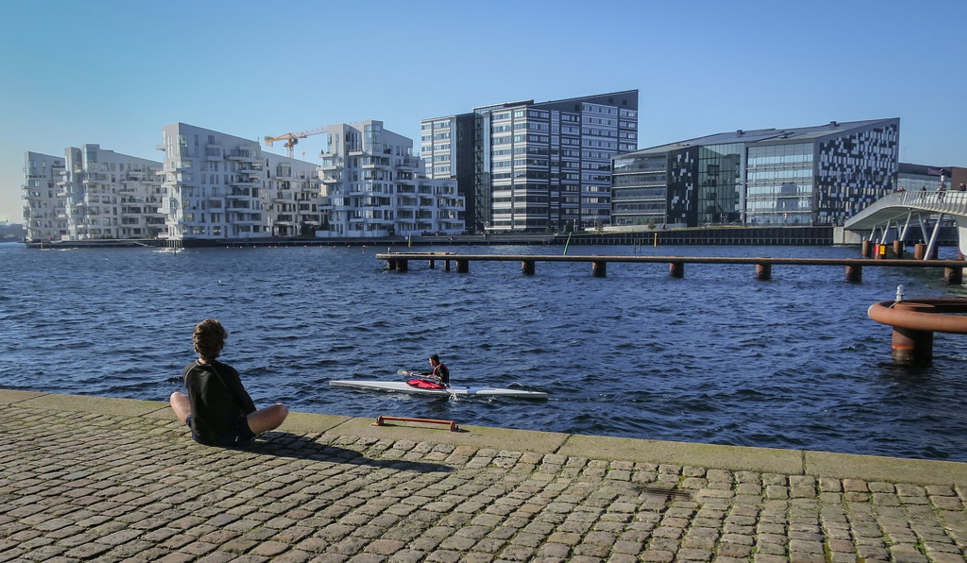 Kayaking in Copenhagen - Best Season