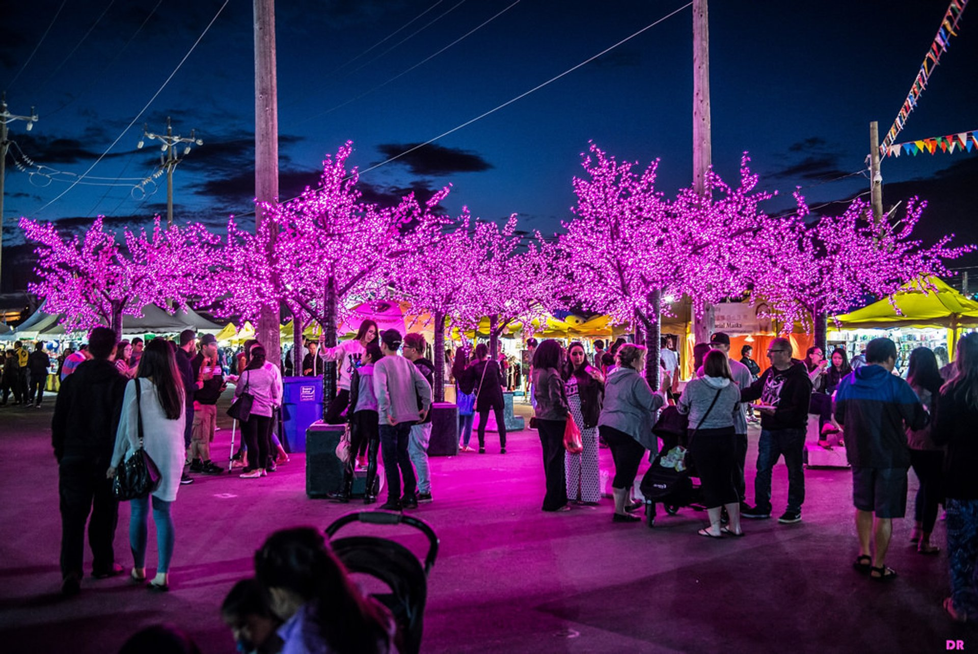 Night Markets in Vancouver 2020 - Best Time