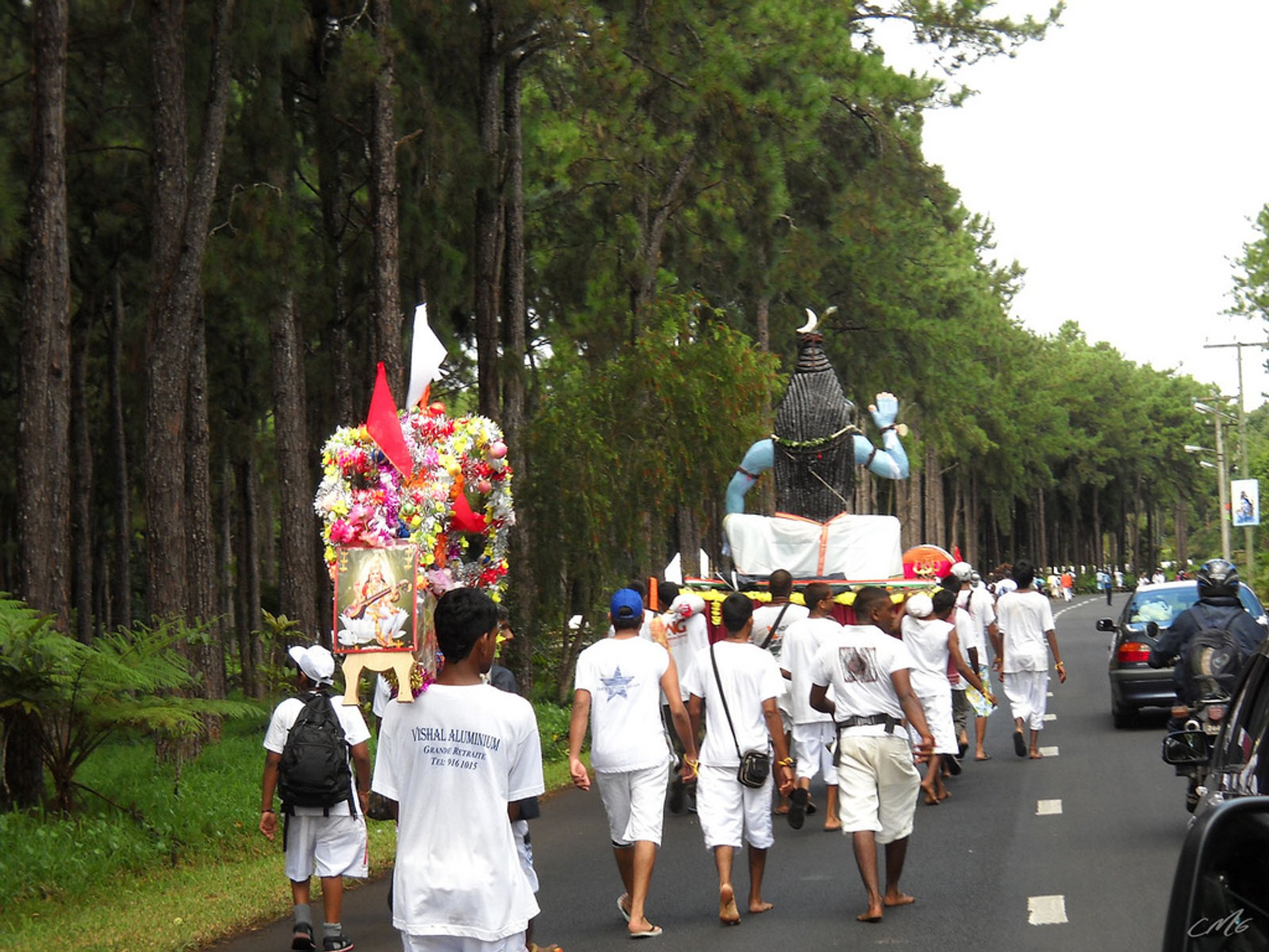 Best time for Maha Shivaratree Celebration in Mauritius 2020
