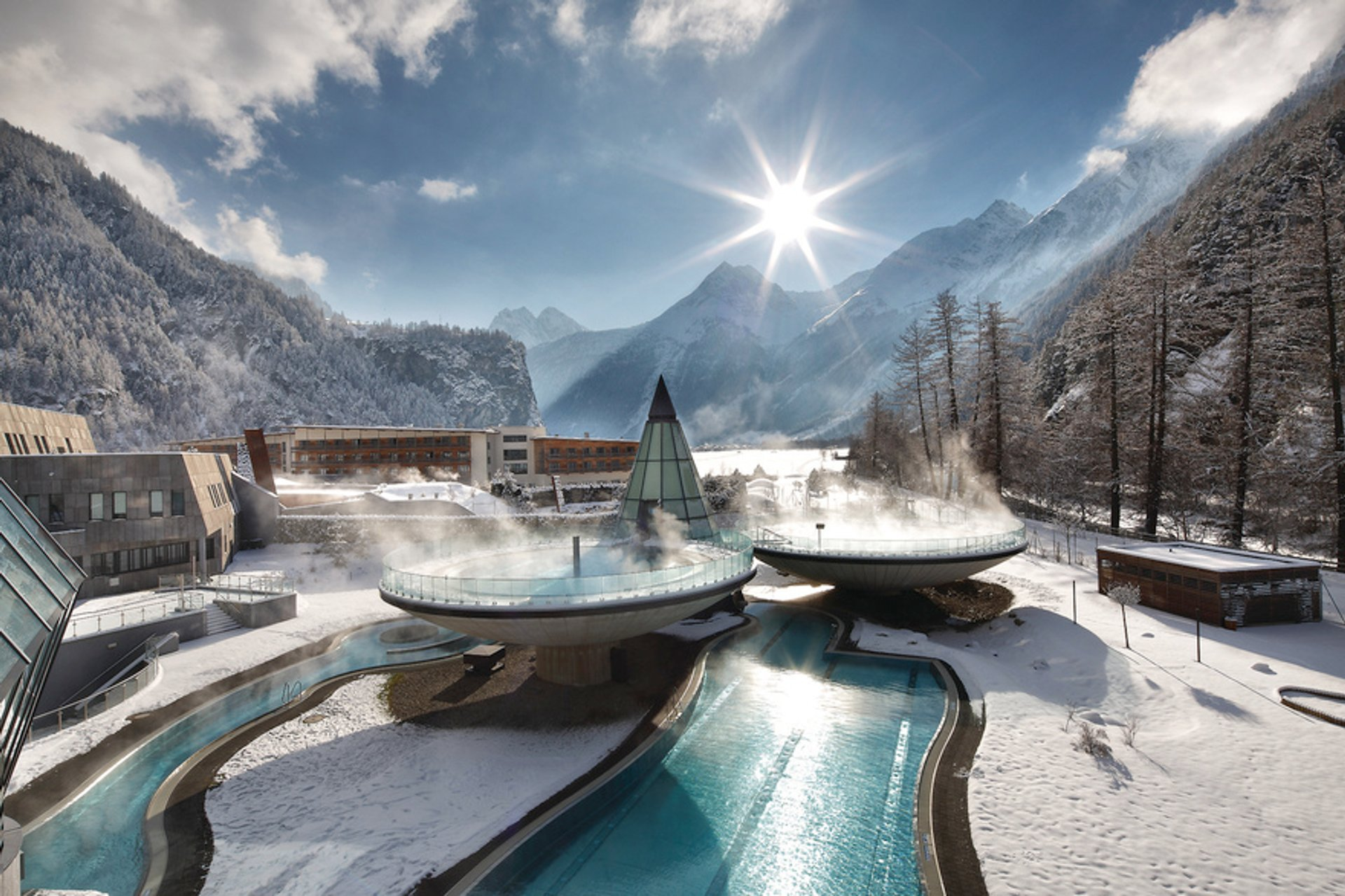 Winter Thermal Baths in Austria 2019 - Best Time