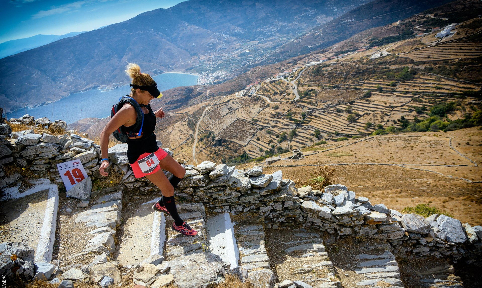 Cyclades Trail Cup in Greece 2020 - Best Time