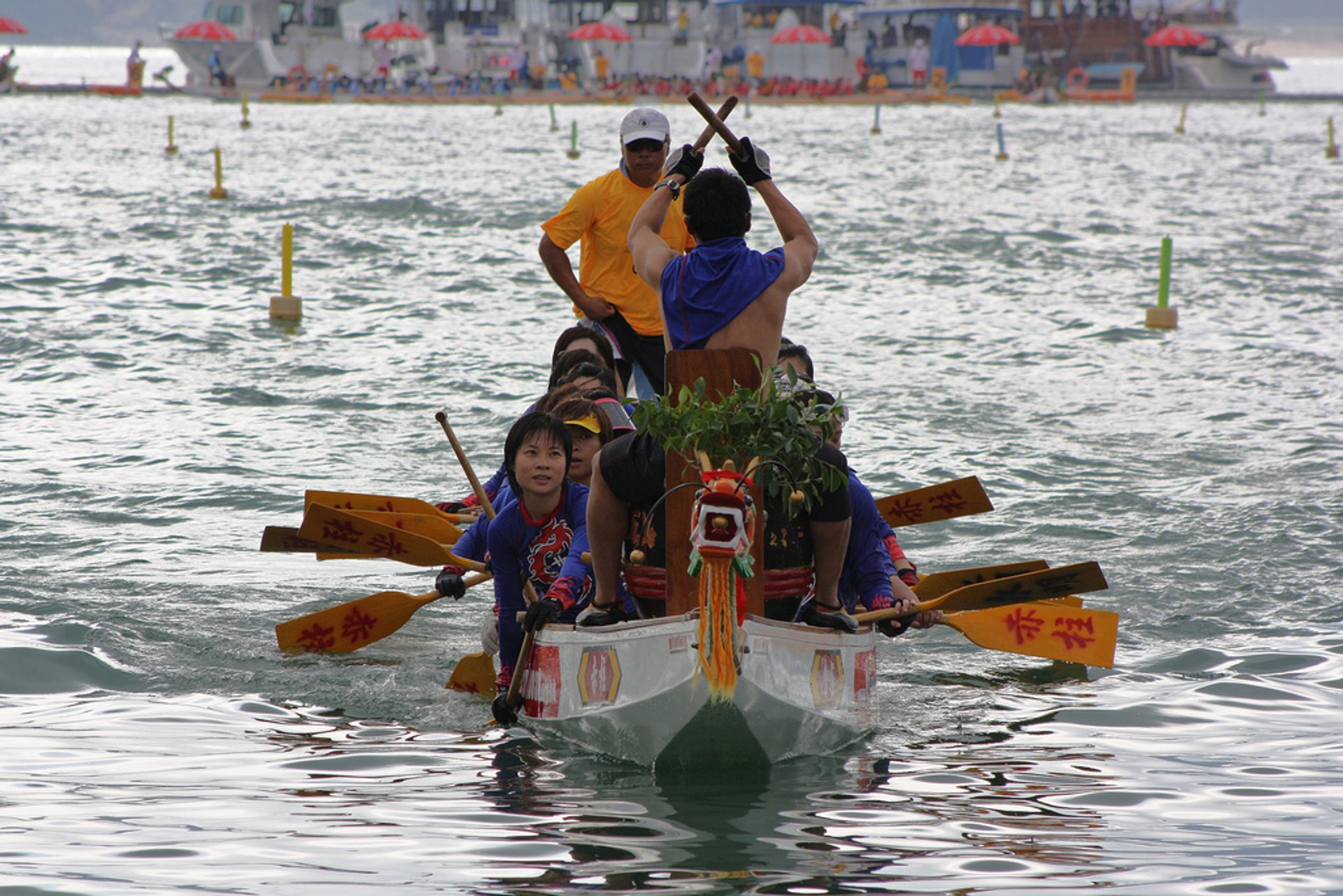 Best time for Dragon Boat Festival in Hong Kong 2020
