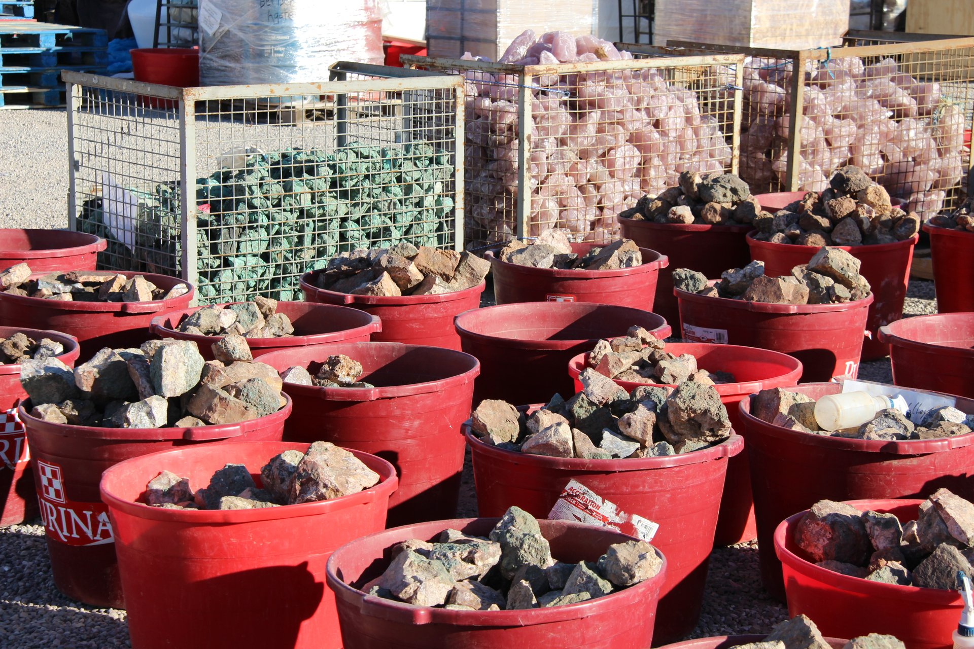 Best time to see Tucson Gem and Mineral Show in Arizona 2020