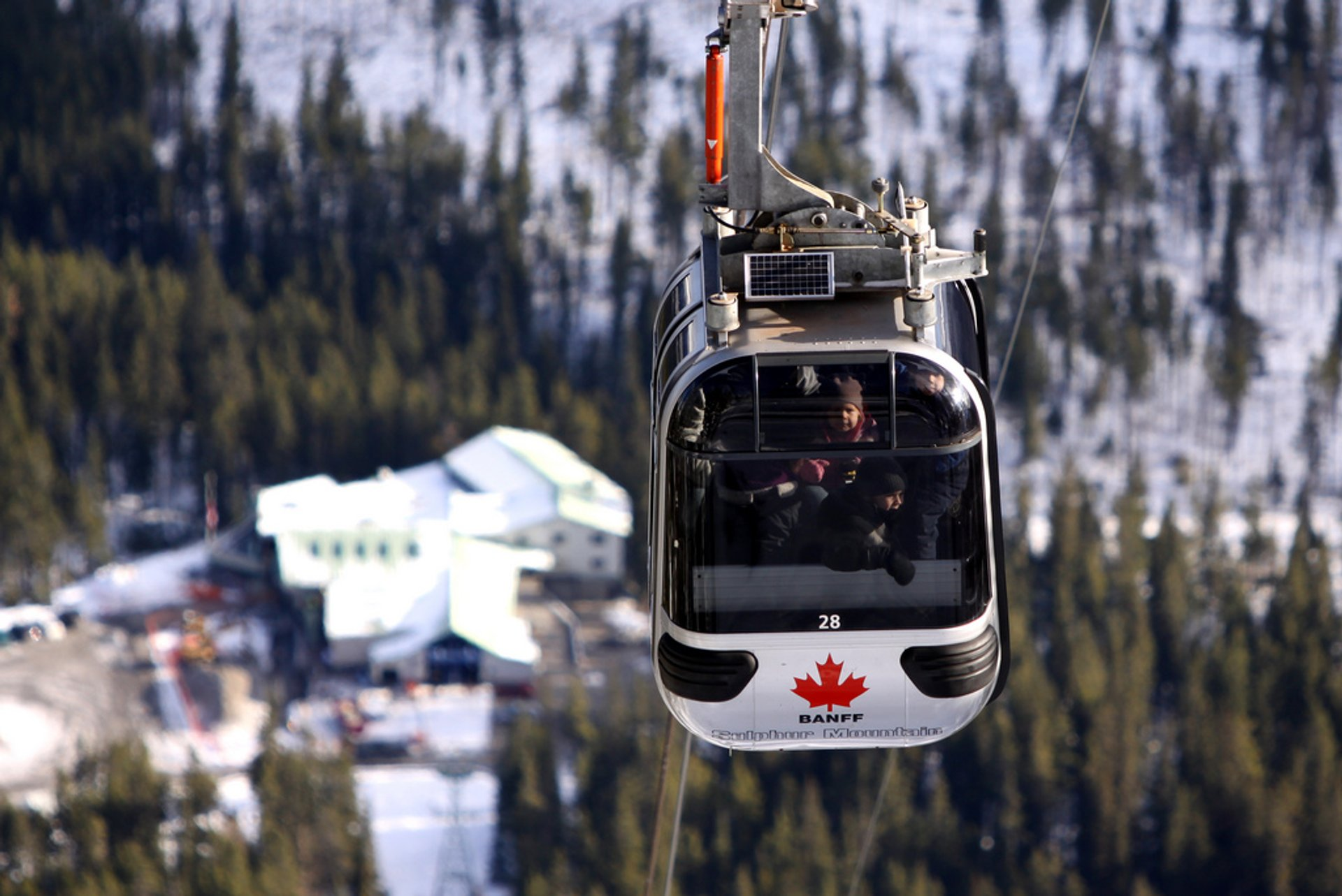 Banff Gondola in Banff & Jasper National Parks 2019 - Best Time