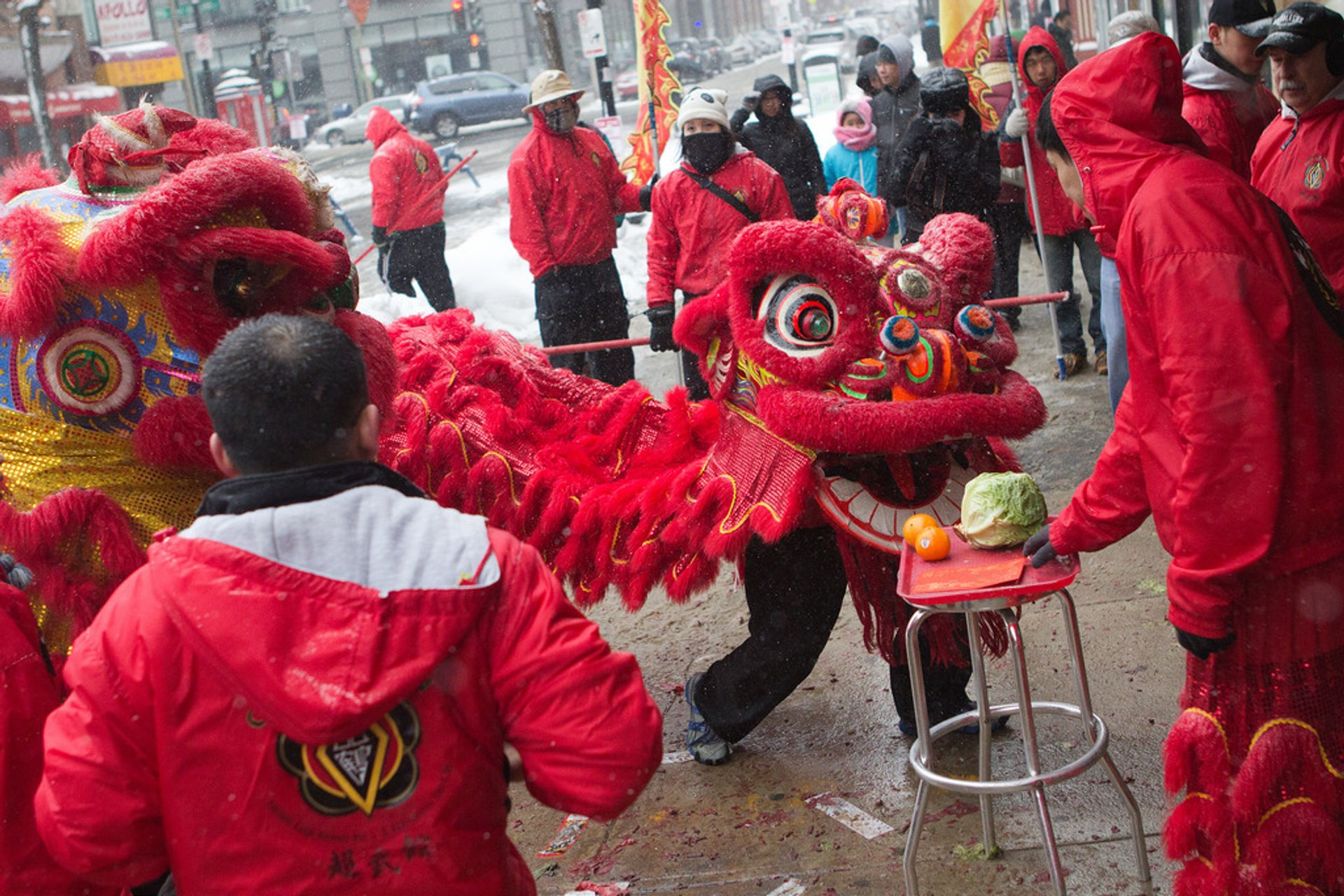 Best time for Chinese New Year in Boston 2020
