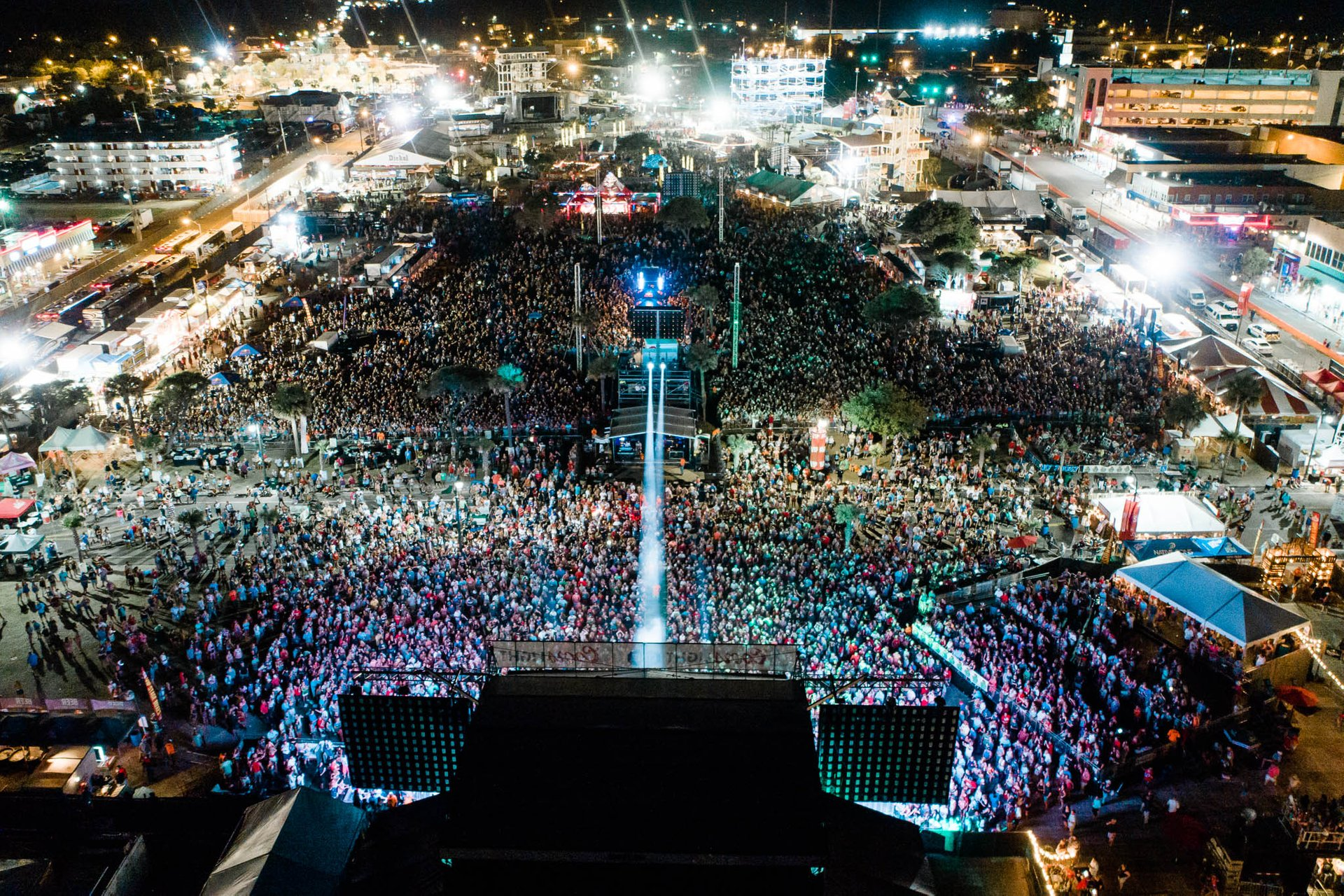 Best time for Carolina Country Music Fest 2020