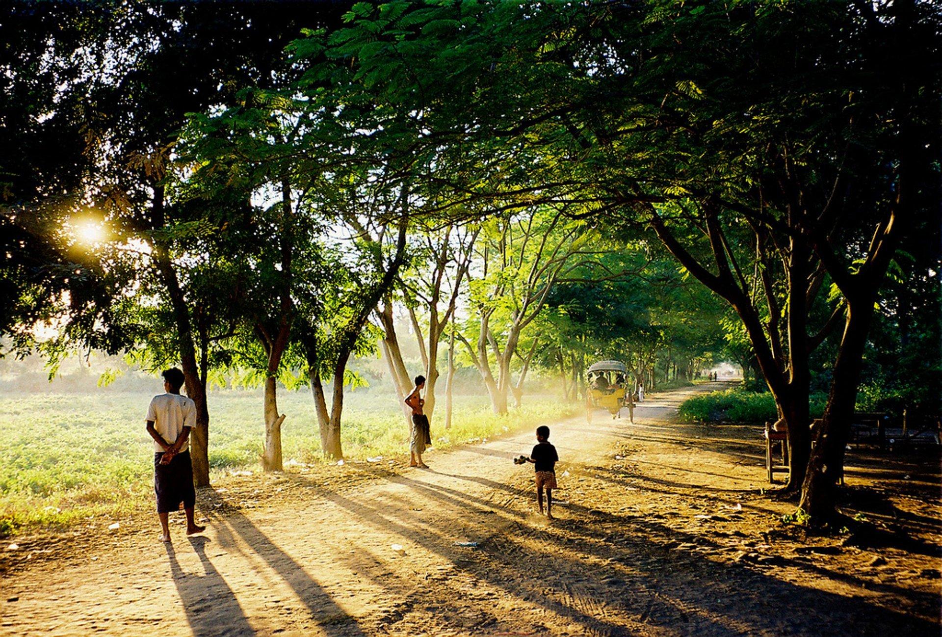 Dry Season in Myanmar 2020 - Best Time