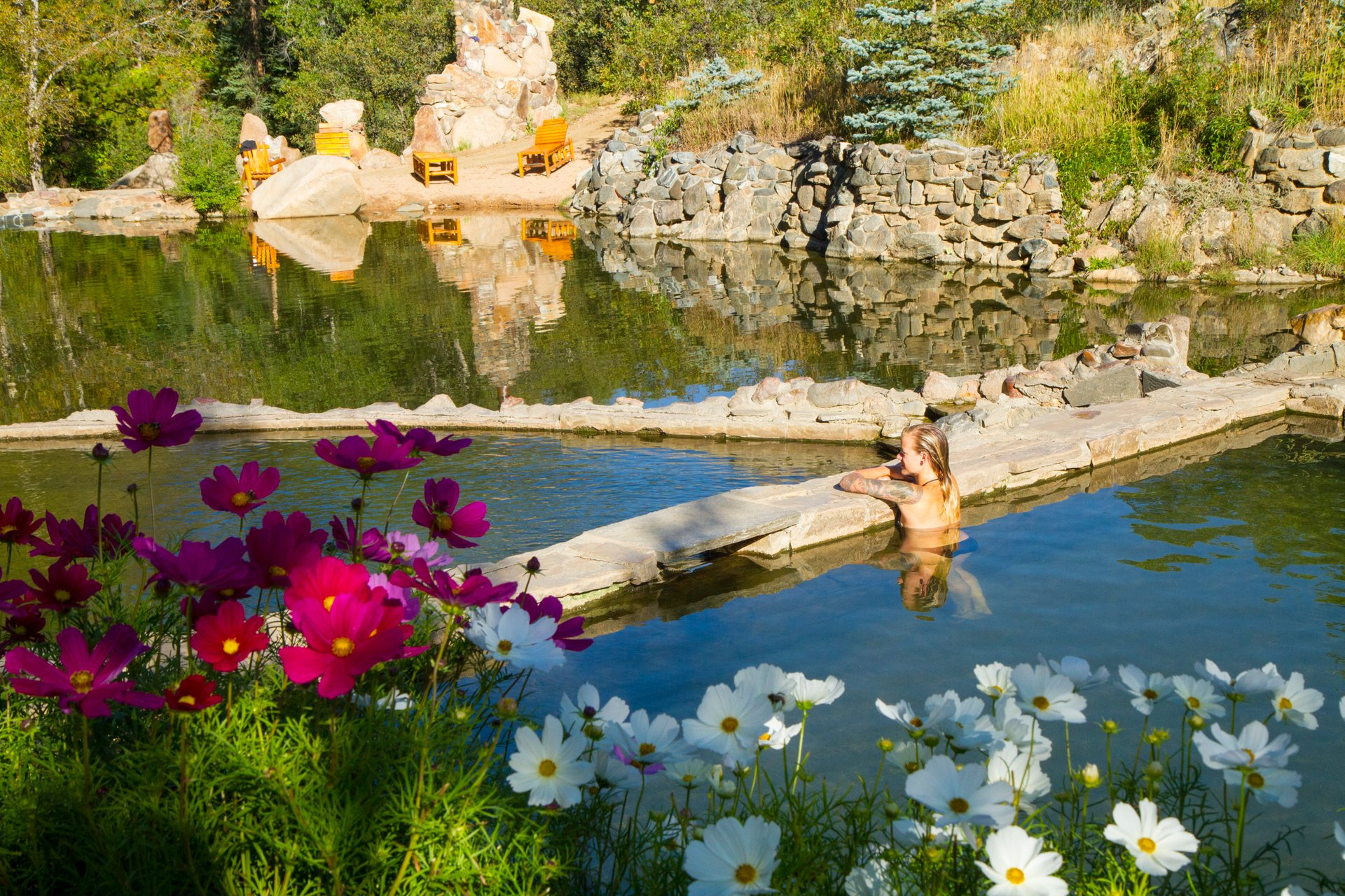 Strawberry Park Hot Springs in Colorado 2020 - Best Time