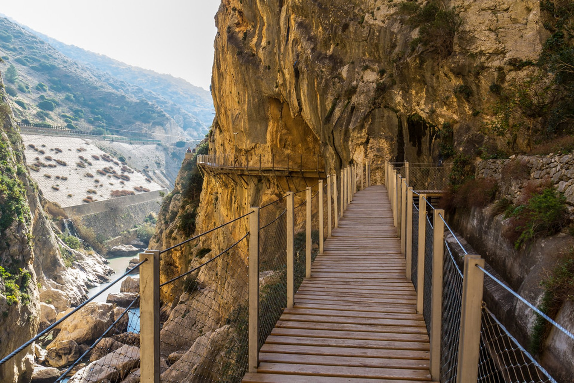El Caminito Del Rey (King's Path) in Spain 2019 - Best Time