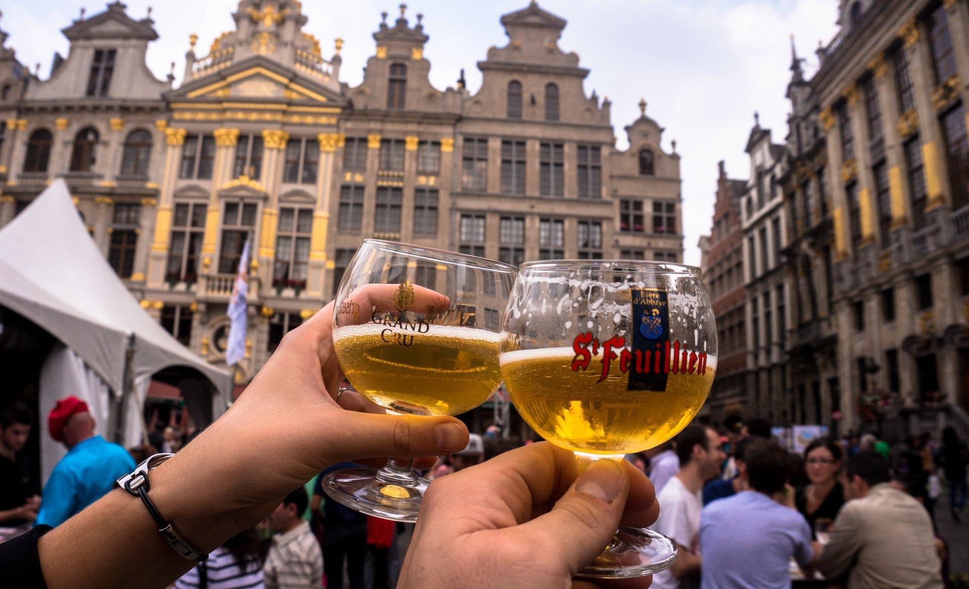 Beer Festivals in Belgium 2020 - Best Time