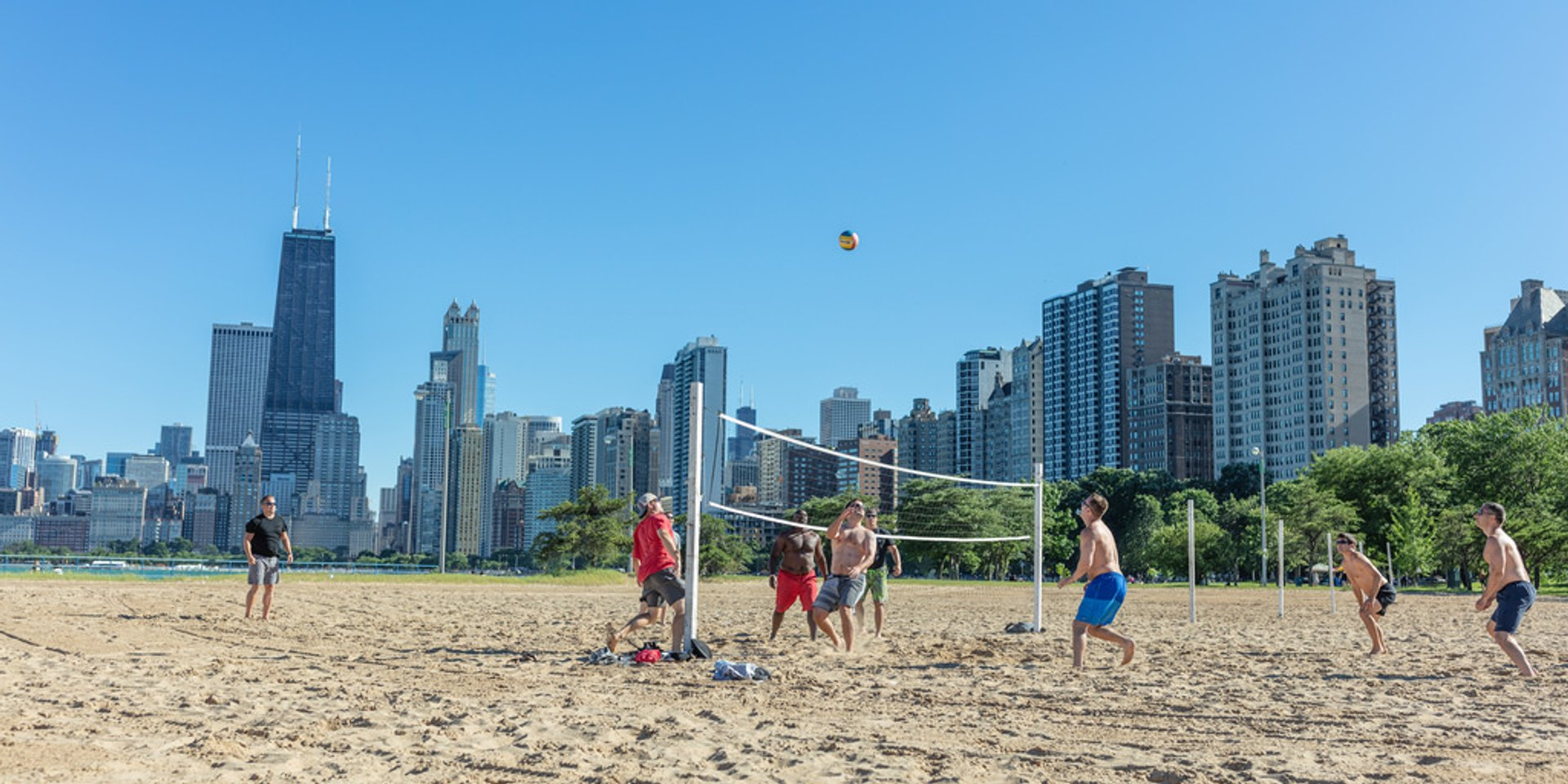 Best time for Beach Season in Chicago 2020
