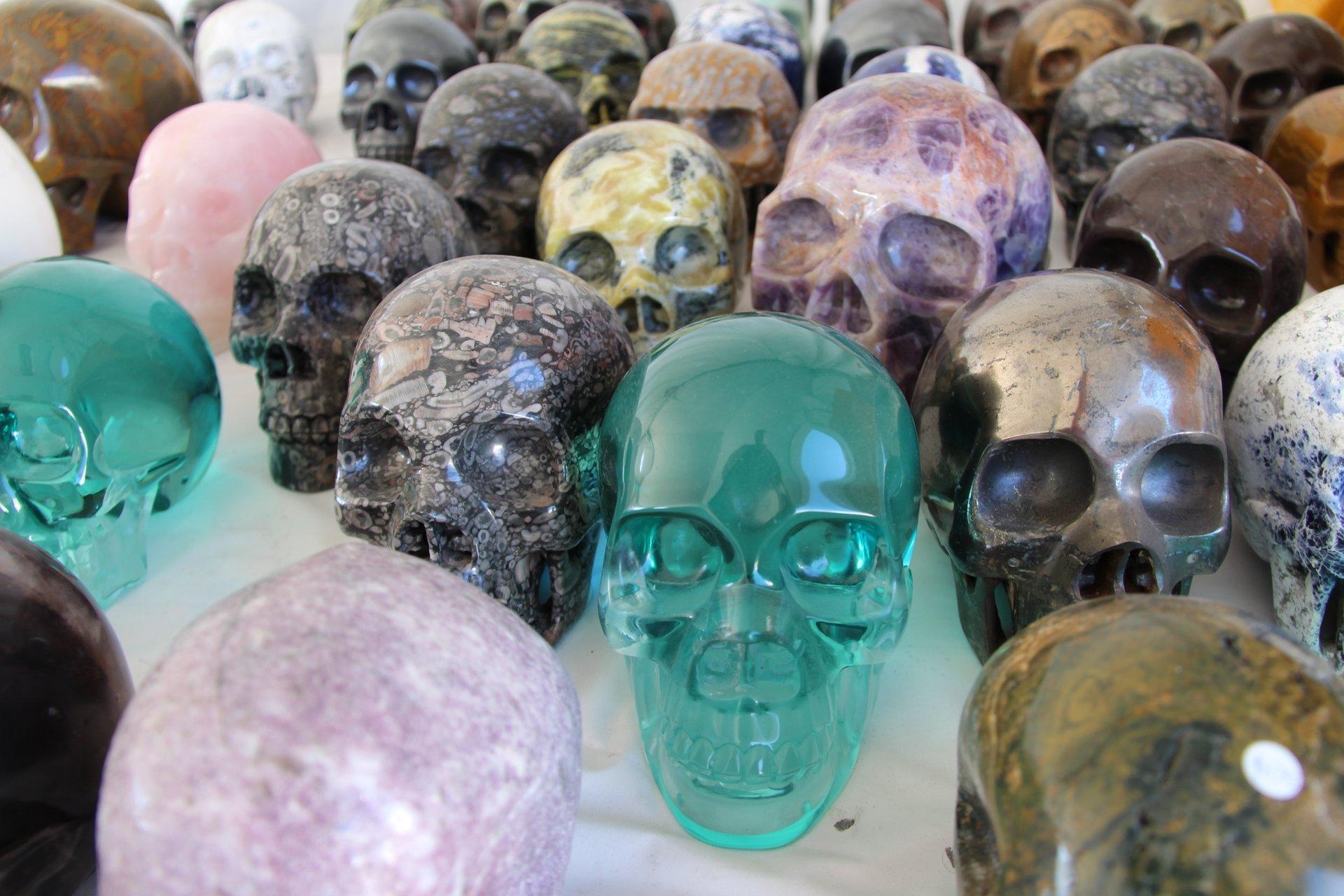 Crystal Skulls 2020