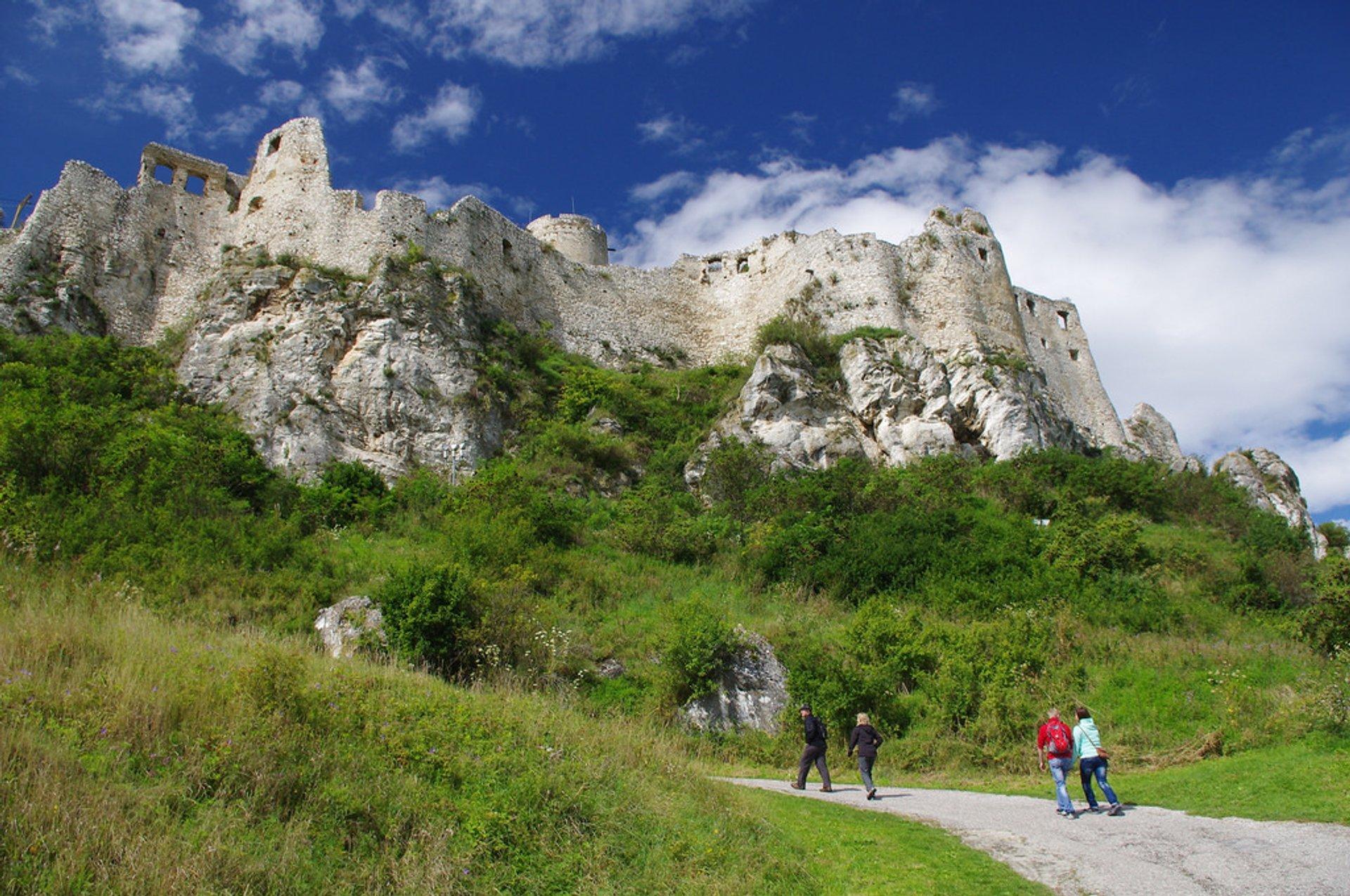 Spiš Castle in Slovakia - Best Season