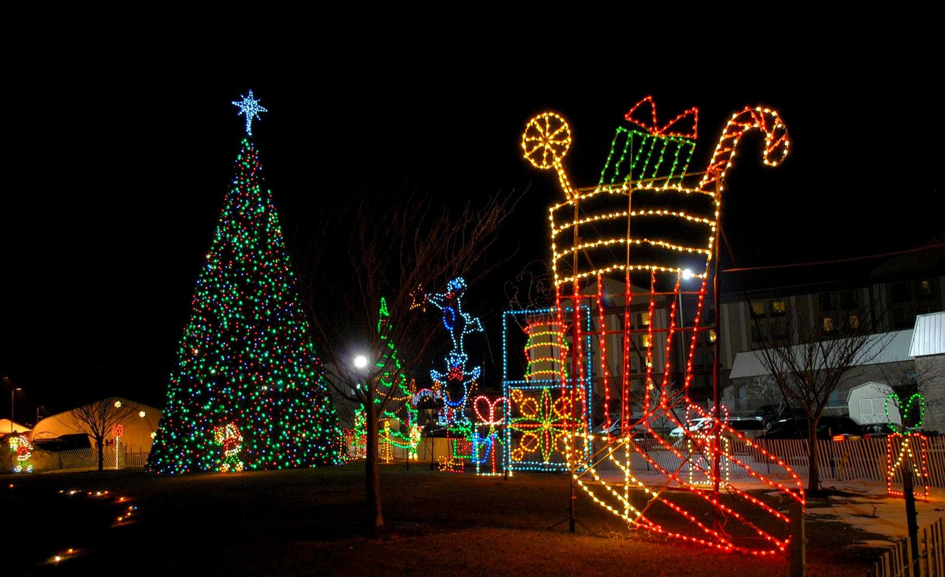 Winterfest of Lights in Maryland 2020 - Best Time