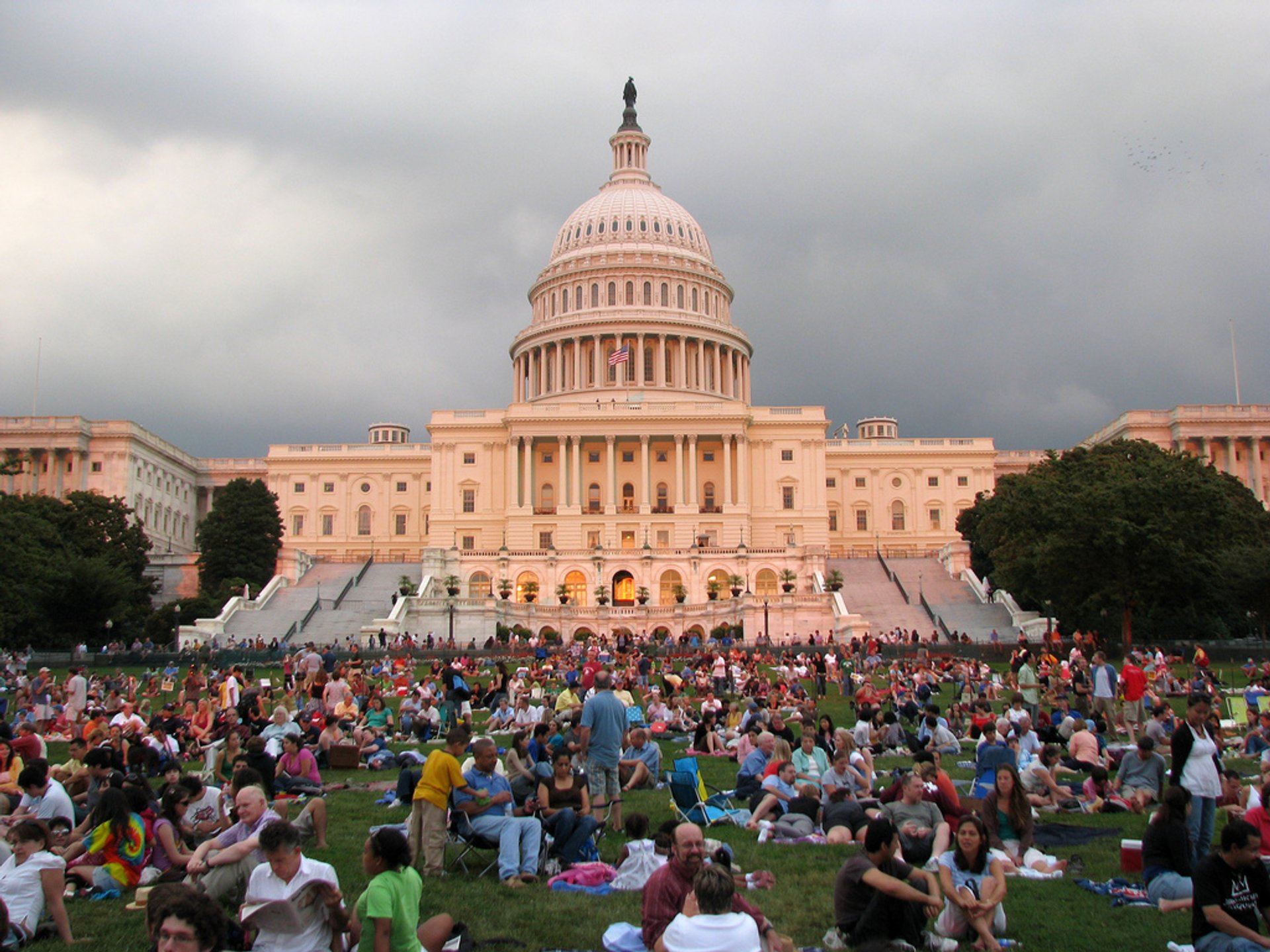 The National Symphony Orchestra: 2009 Labor Day Capitol Concert on the West Lawn on the U.S. Capitol in Washington D.C.  2020