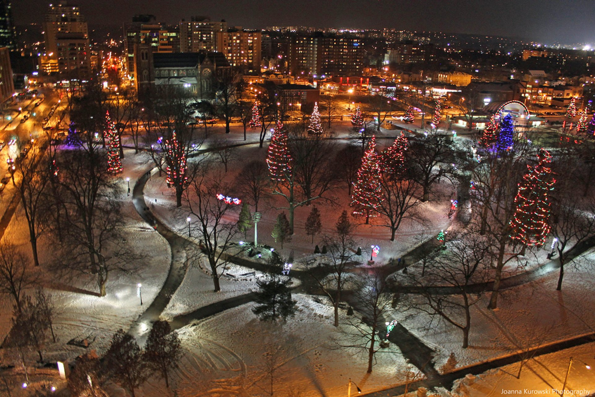 Victoria Park Christmas Lights 2020 Christmas Lights in London, Ontario 2020   Dates
