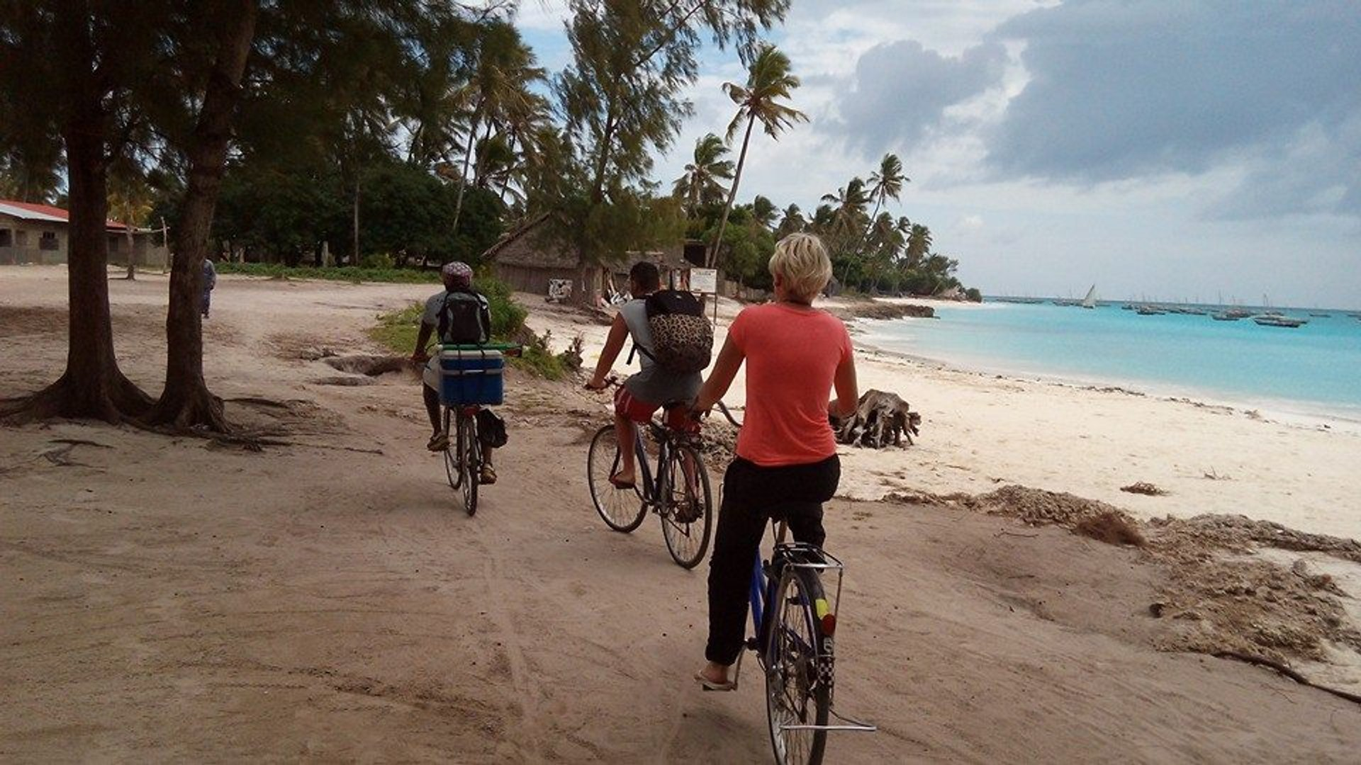 Cycling in Zanzibar - Best Season 2019