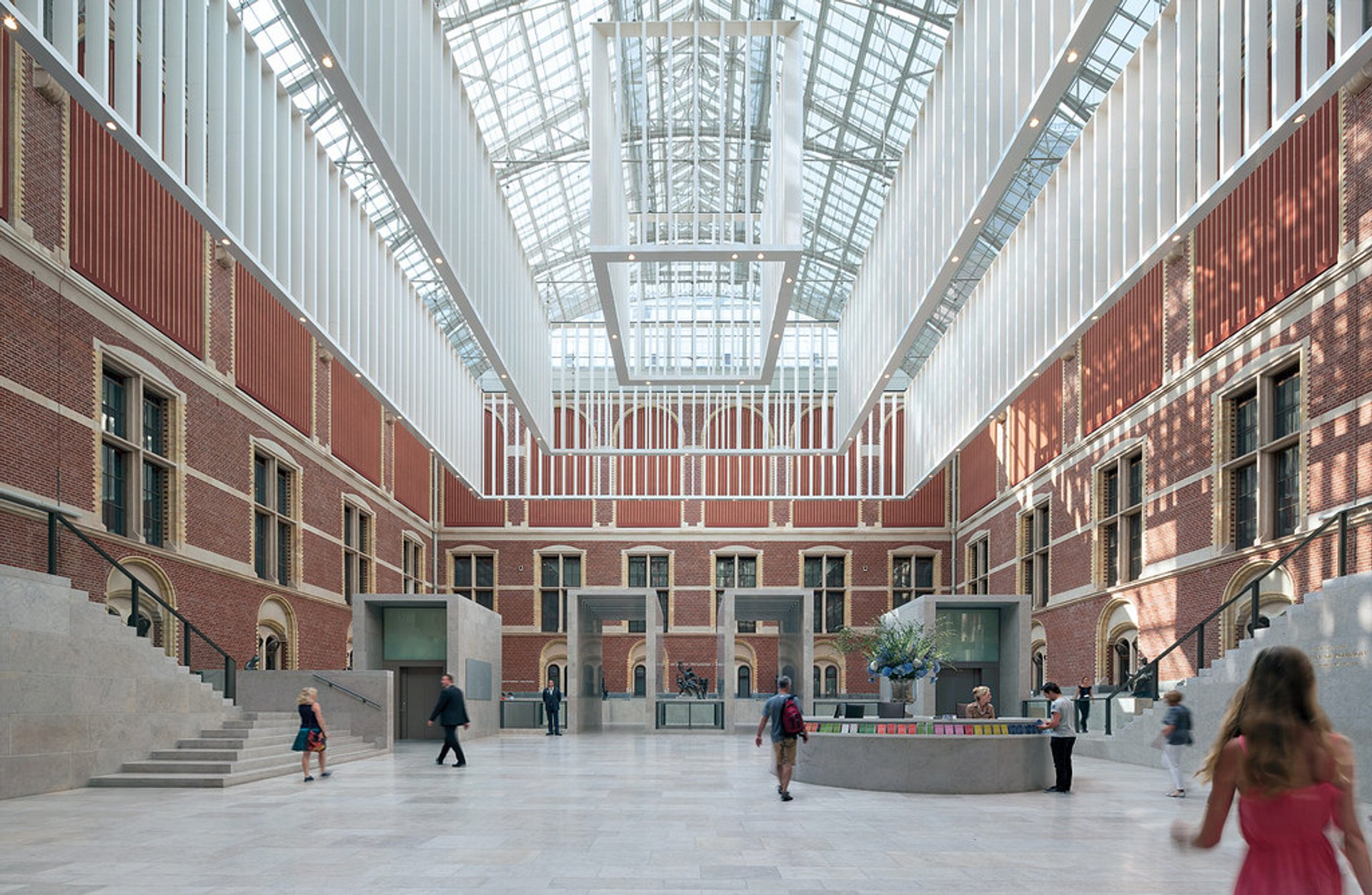 Best time for Rijksmuseum in Amsterdam 2020