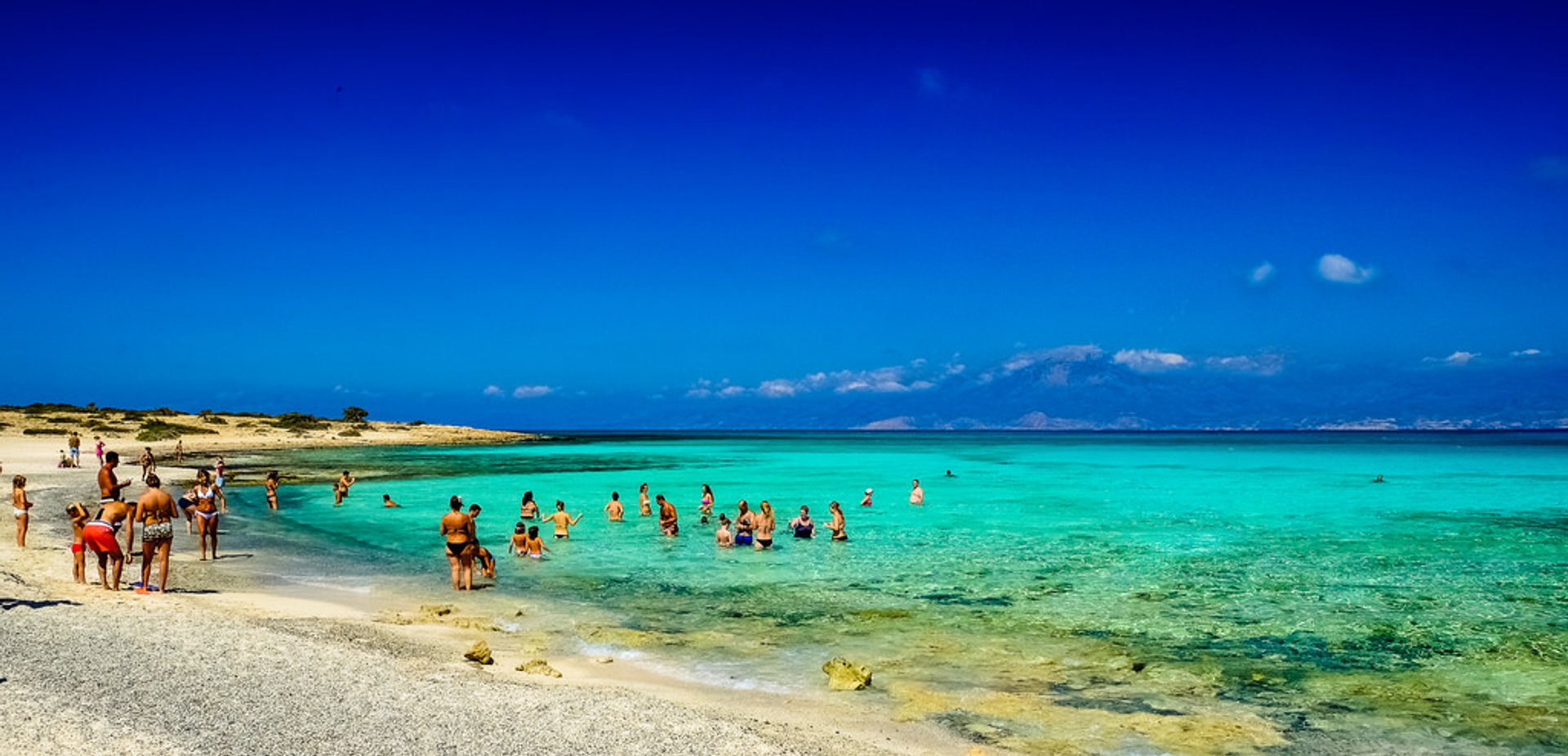 Best time for Crete Beach Season in Crete 2019