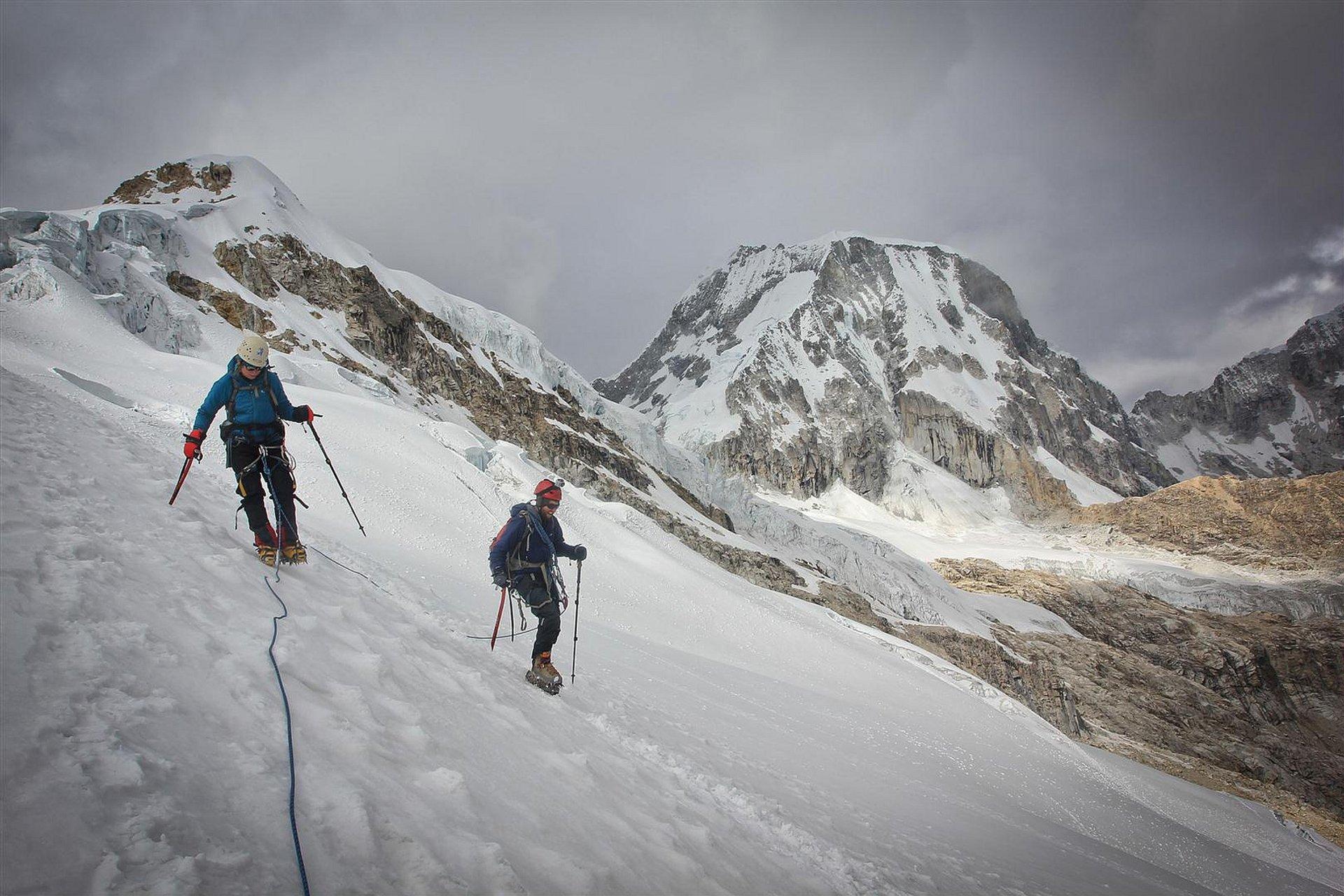 Cordillera Blanca 2020