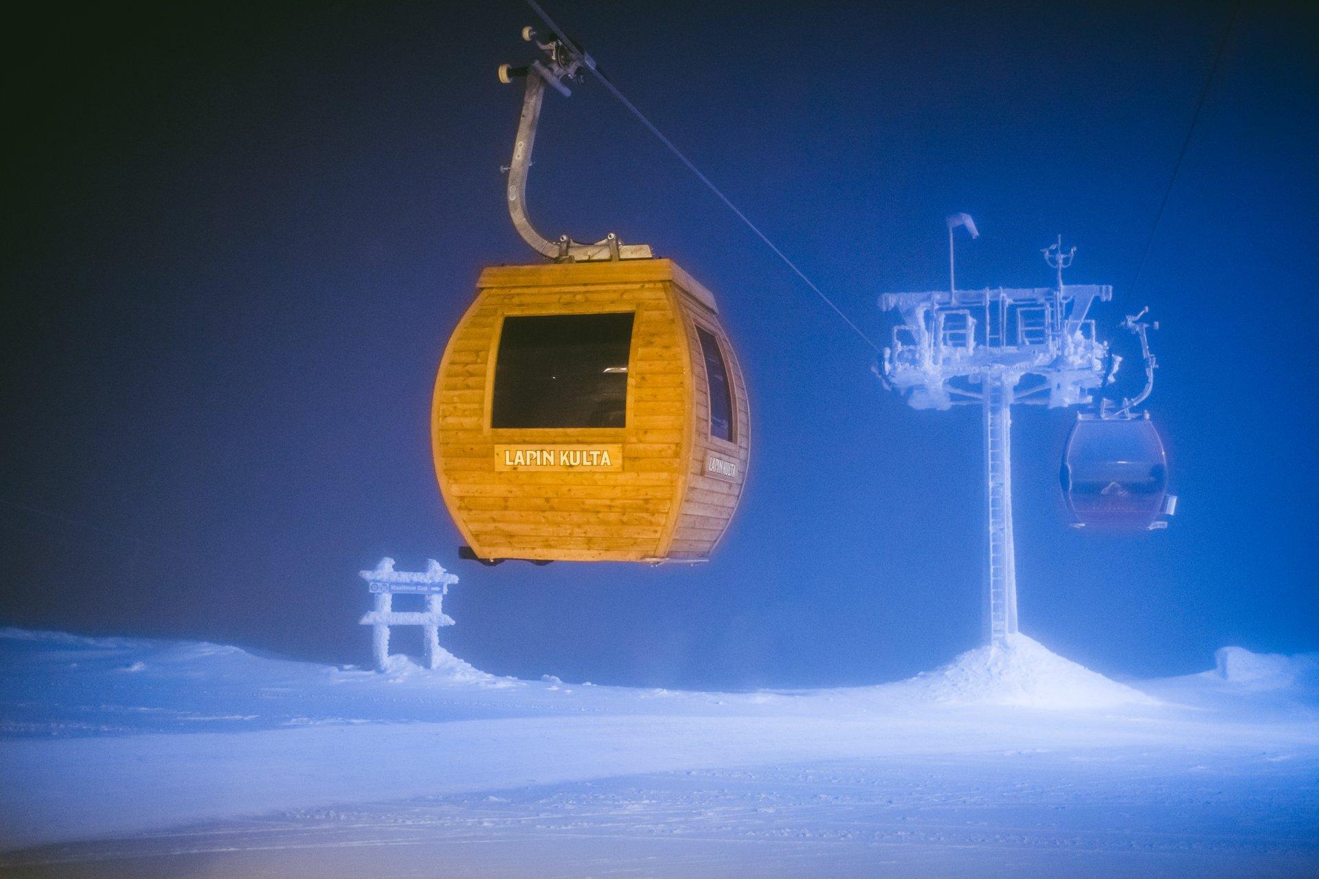 Ylläs Ski Resort 2019