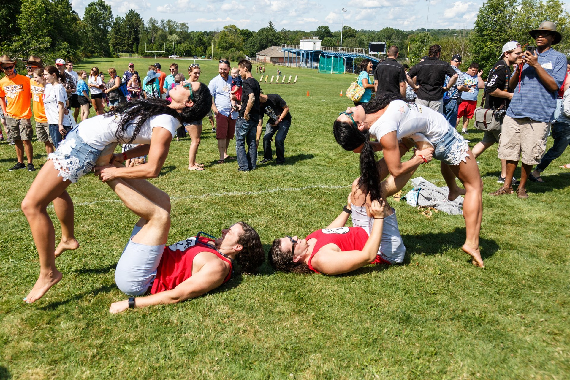 Best time for Twins Days Festival in Ohio 2019