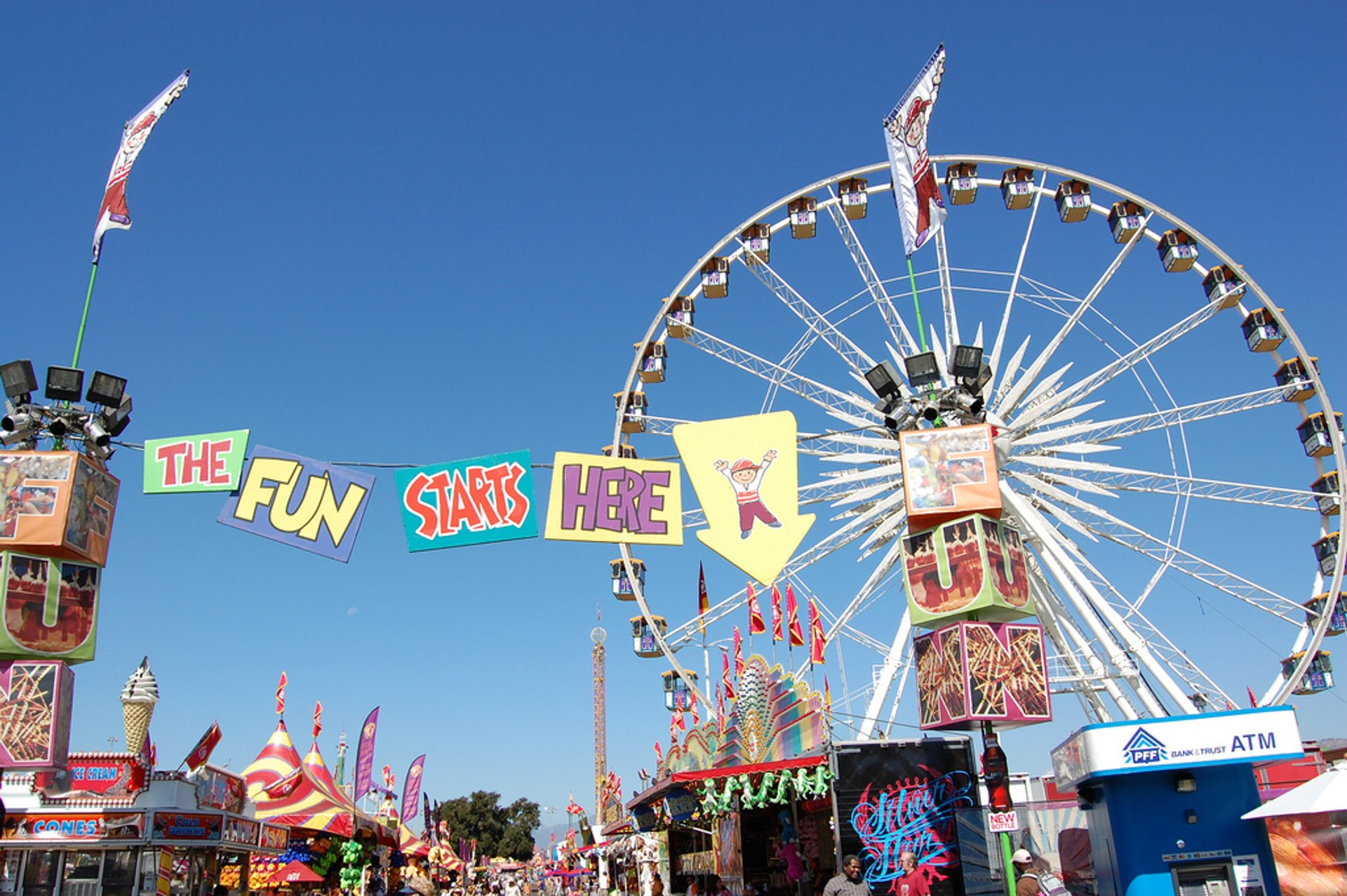 LA County Fair  in Los Angeles - Best Season 2020