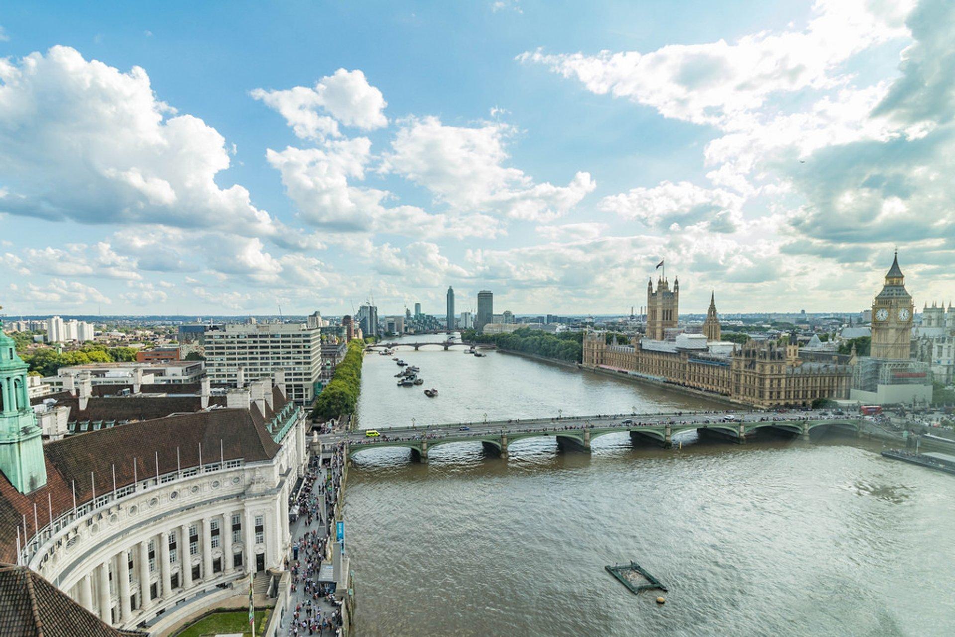 Summer in London - Best Season 2020