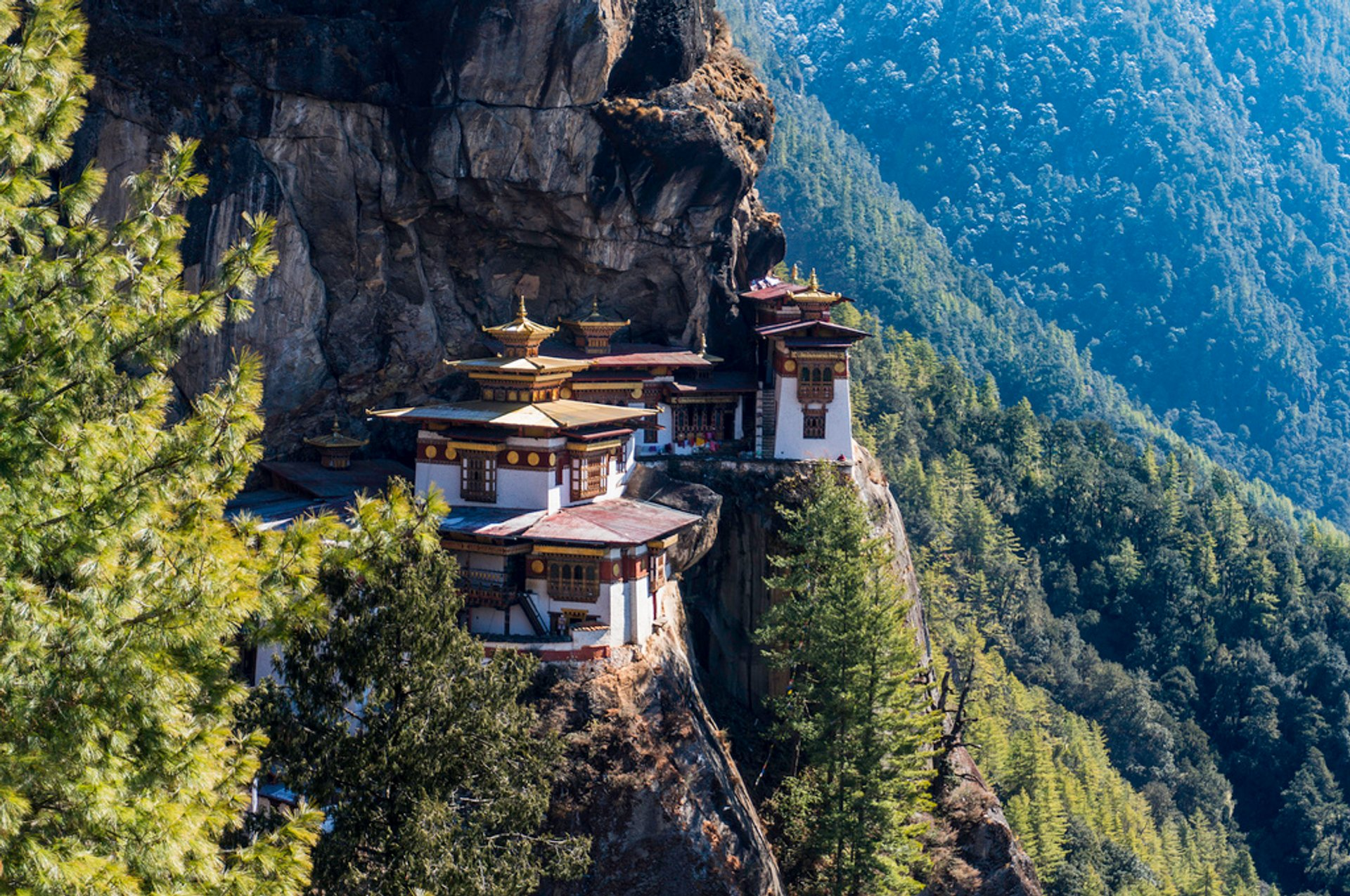 Tiger's Nest (Paro Taktsang) in Bhutan 2020 - Best Time