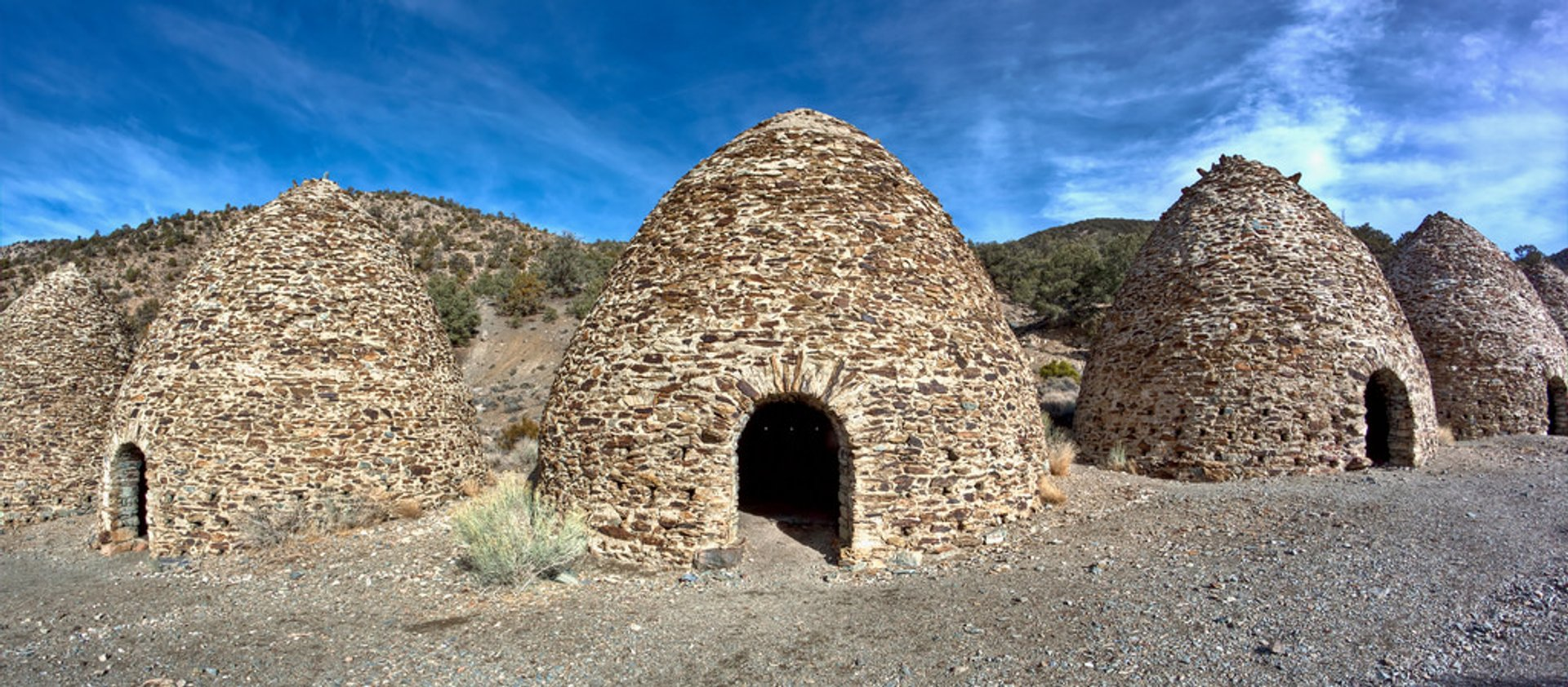 Best time to see Wildrose Charcoal Kilns in Death Valley 2020