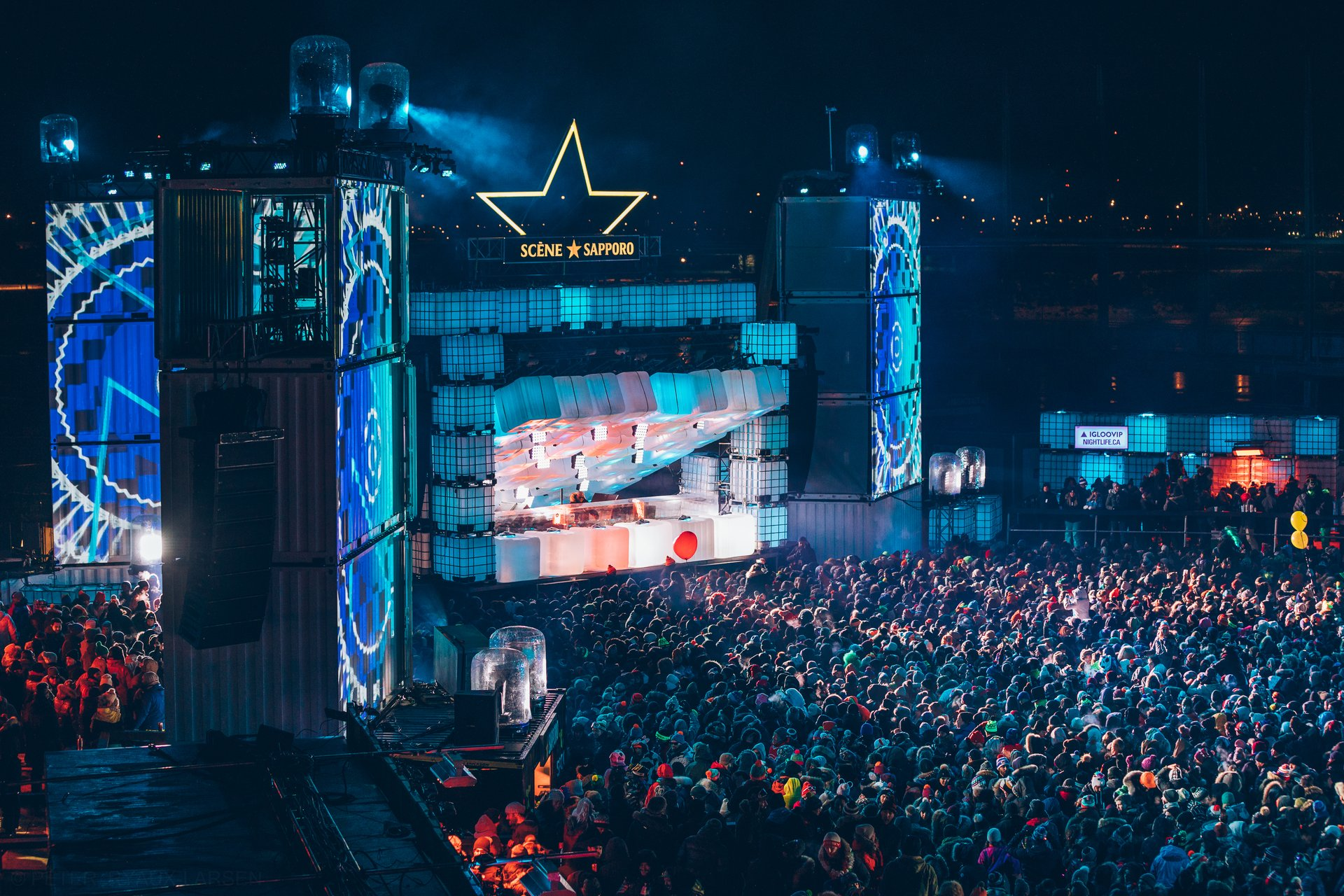 Igloofest in Montreal 2020 - Best Time