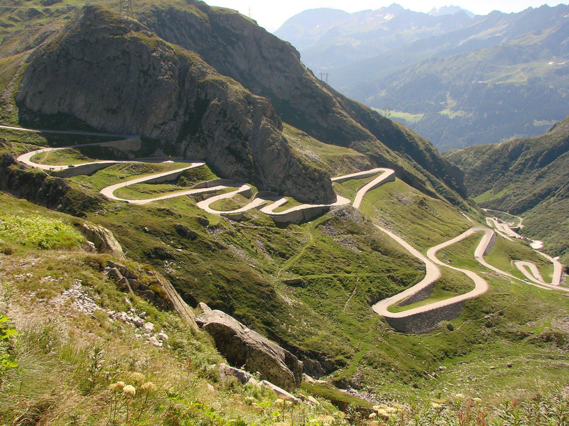 Gotthard Pass in Switzerland 2020 - Best Time