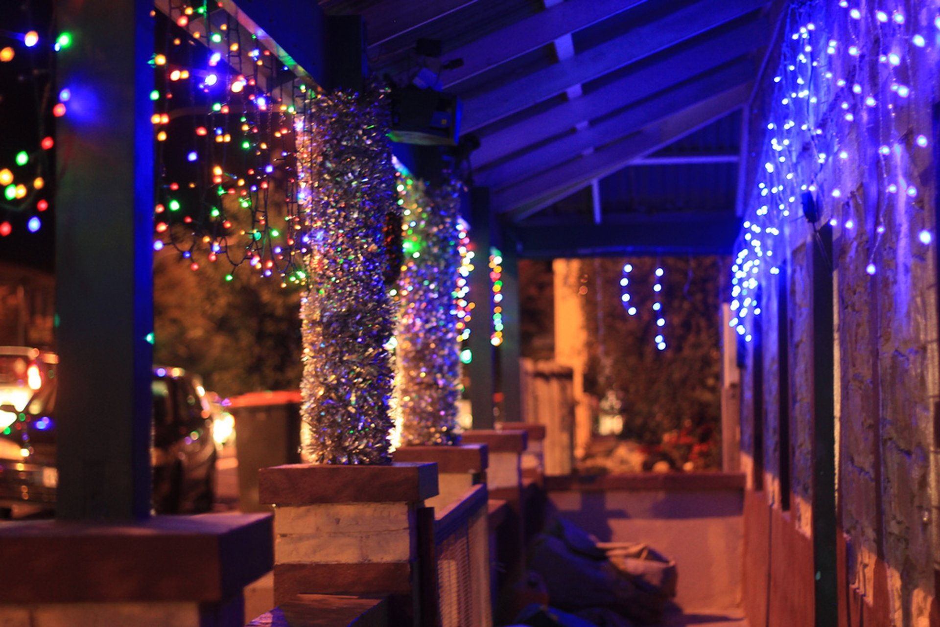 The Lights of Lobethal in South Australia - Best Season 2019